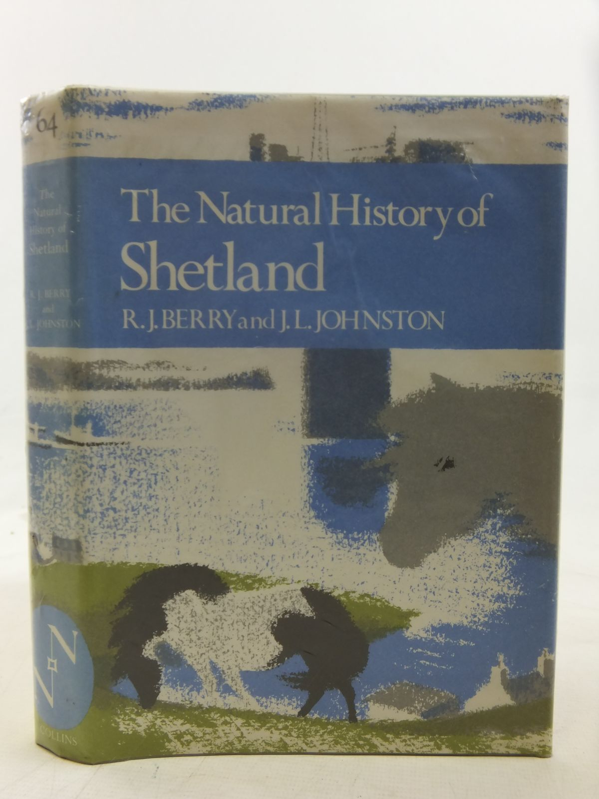 Photo of THE NATURAL HISTORY OF SHETLAND (NN 64)- Stock Number: 2116228