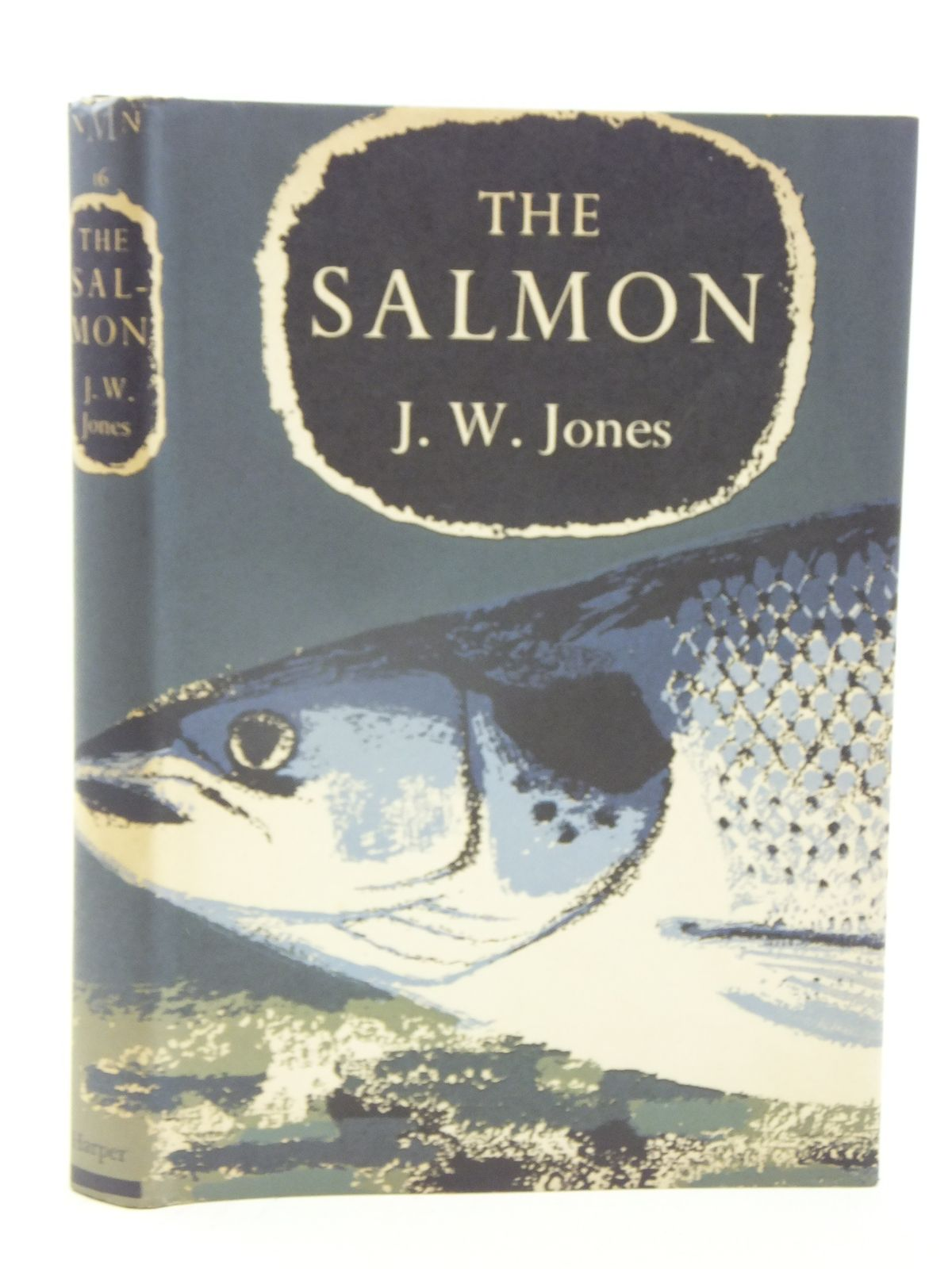 Photo of THE SALMON (NMN 16) written by Jones, J.W. published by Harper And Brothers (STOCK CODE: 2116260)  for sale by Stella & Rose's Books
