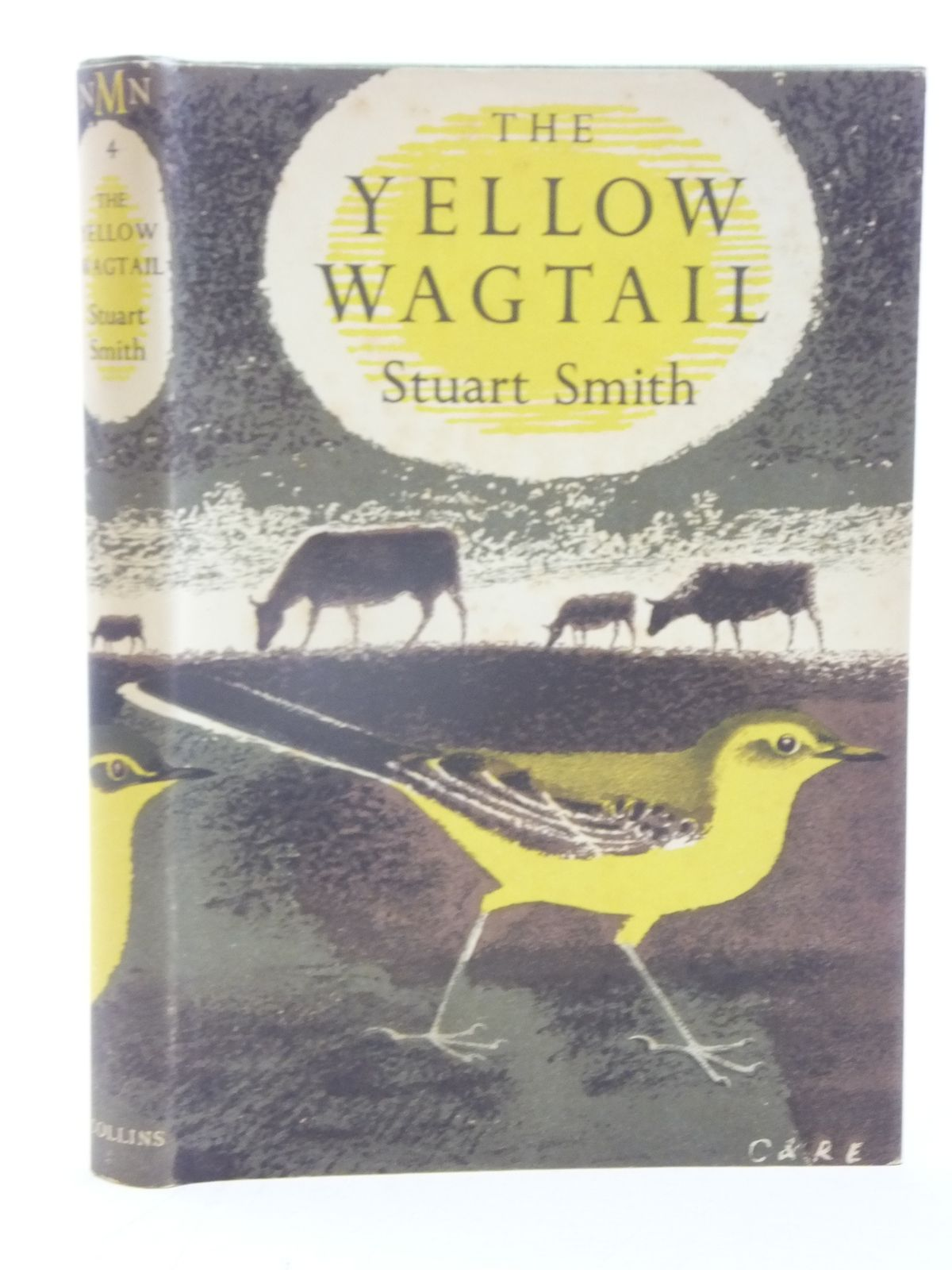 Photo of THE YELLOW WAGTAIL (NMN 4) written by Smith, Stuart illustrated by Bradbury, Edward published by Collins (STOCK CODE: 2116262)  for sale by Stella & Rose's Books