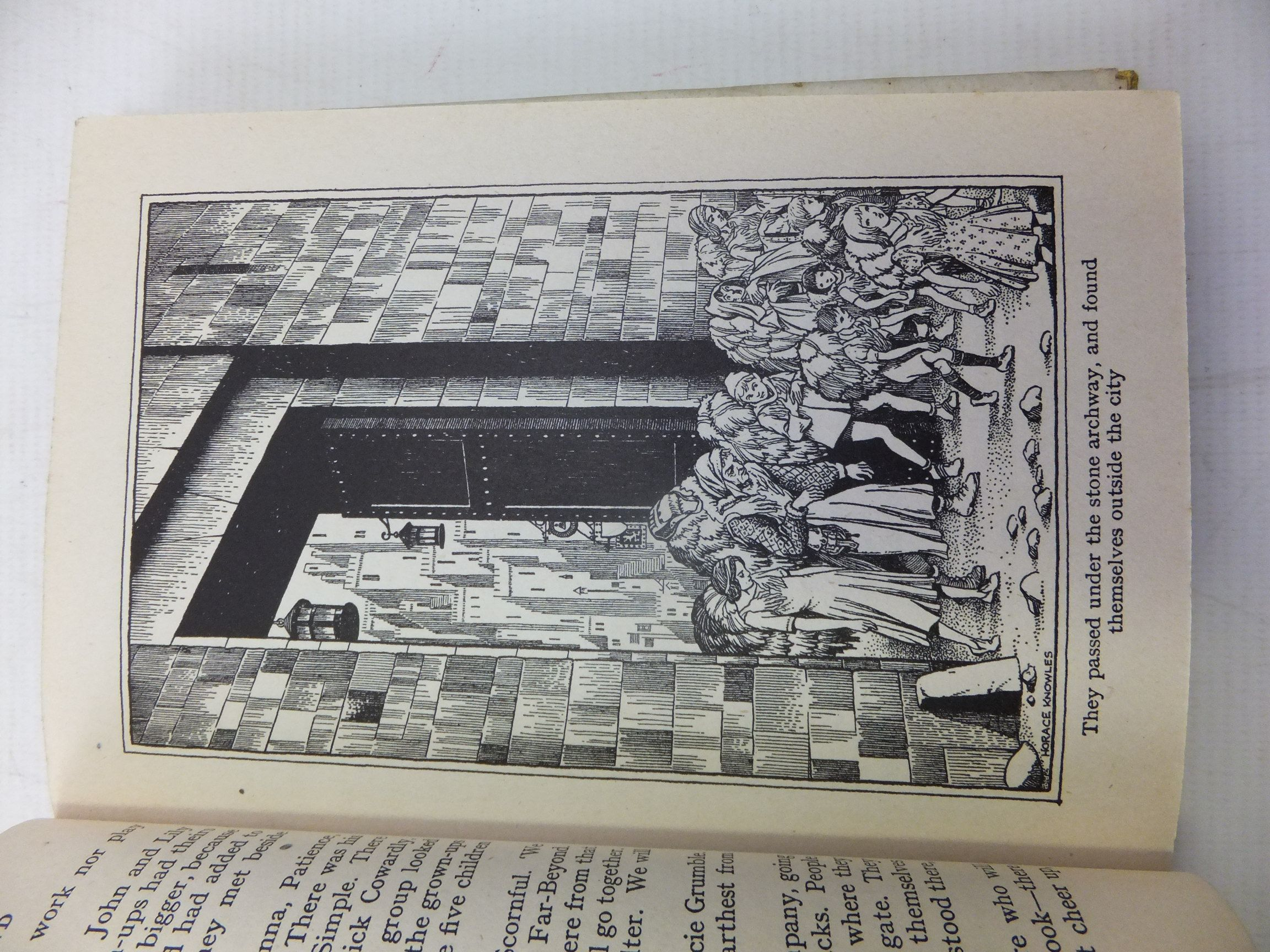 Photo of THE LAND OF FAR BEYOND written by Blyton, Enid illustrated by Knowles, Horace J. published by Methuen & Co. Ltd. (STOCK CODE: 2116291)  for sale by Stella & Rose's Books