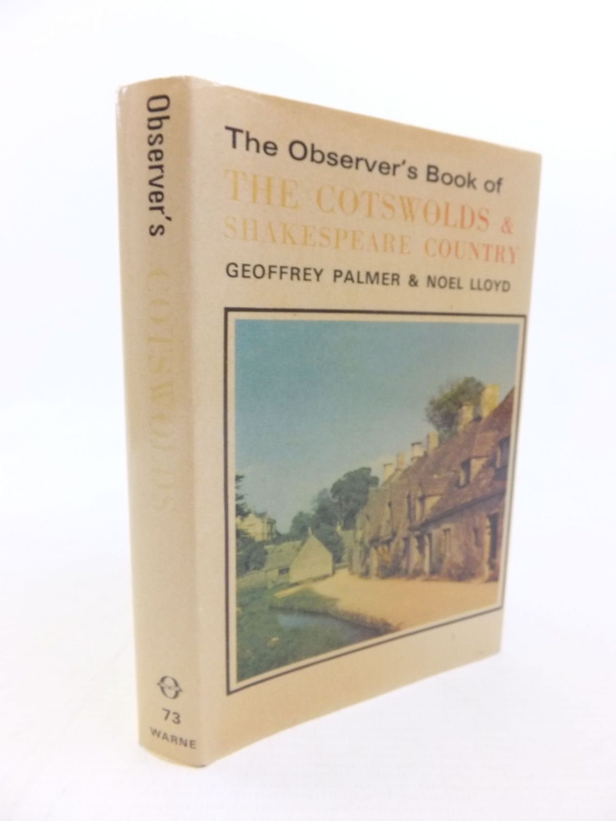 Photo of THE OBSERVER'S BOOK OF THE COTSWOLDS AND SHAKESPEARE COUNTRY- Stock Number: 2116408