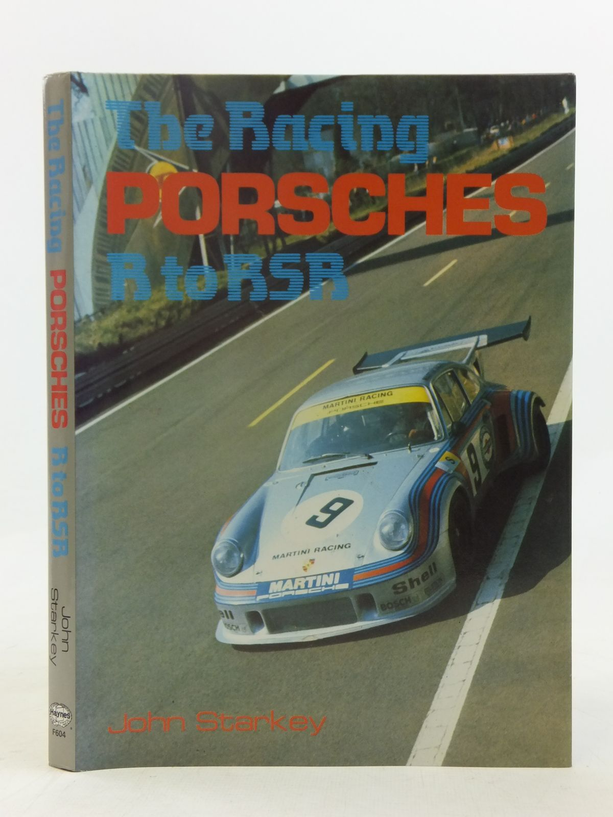 Photo of THE RACING PORSCHES R TO RSR- Stock Number: 2116433