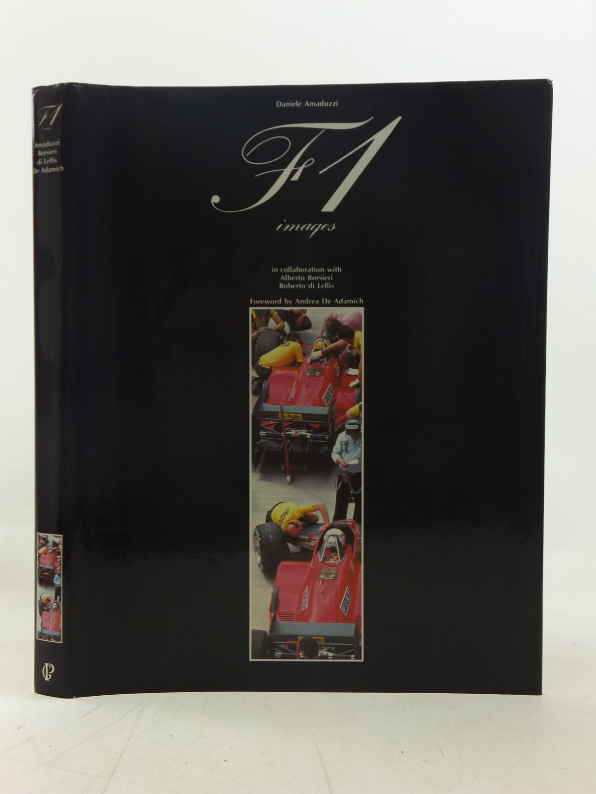 Photo of F1 IMAGES written by Amaduzzi, Daniele published by Guild Publishing (STOCK CODE: 2116622)  for sale by Stella & Rose's Books