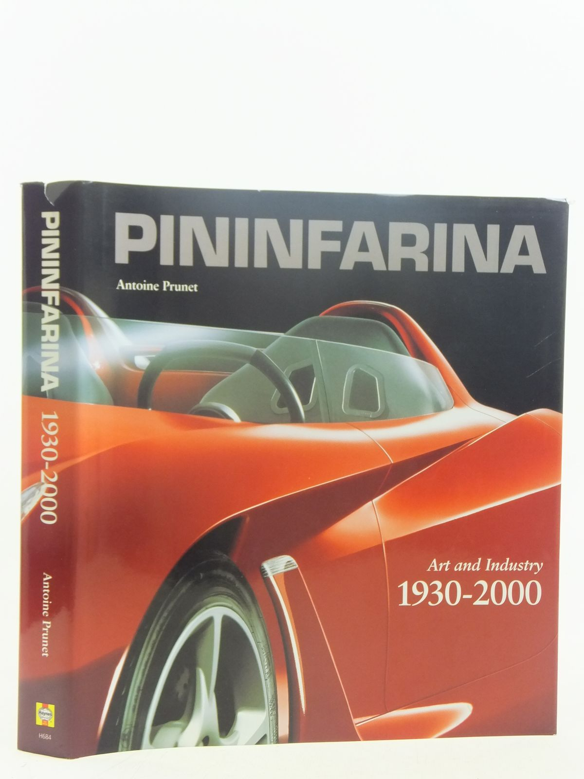 Photo of PININFARINA ART AND INDUSTRY 1930-2000 written by Prunet, Antoine published by Haynes Publishing (STOCK CODE: 2116629)  for sale by Stella & Rose's Books