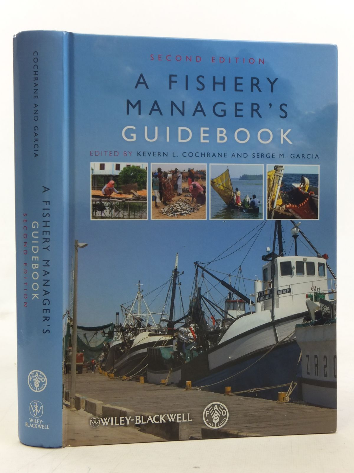 Photo of A FISHERY MANAGER'S GUIDEBOOK- Stock Number: 2116699