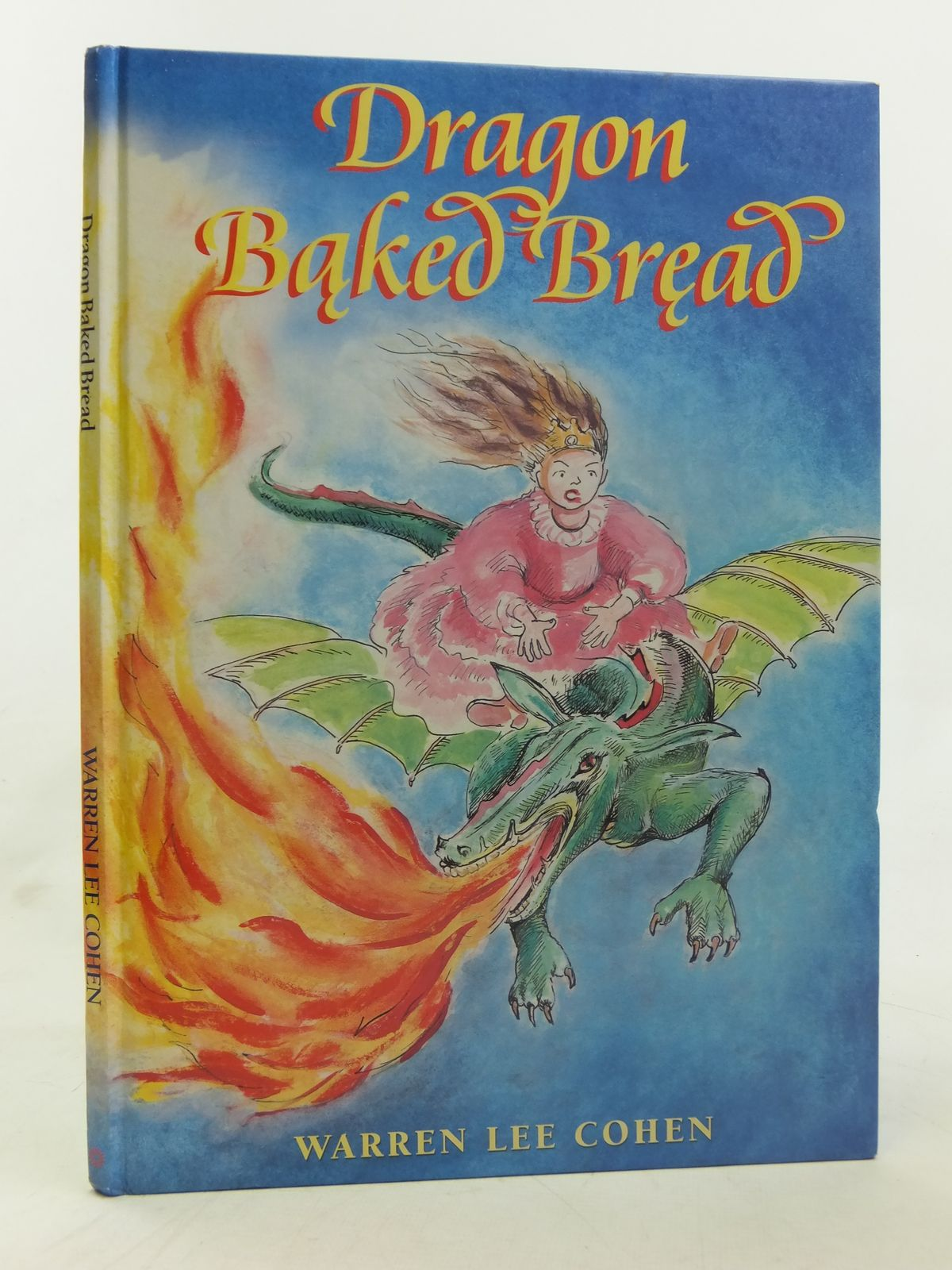 Photo of DRAGON BAKED BREAD written by Cohen, Warren Lee illustrated by Ssebulime, John M. published by Temple Lodge Publishing (STOCK CODE: 2116716)  for sale by Stella & Rose's Books