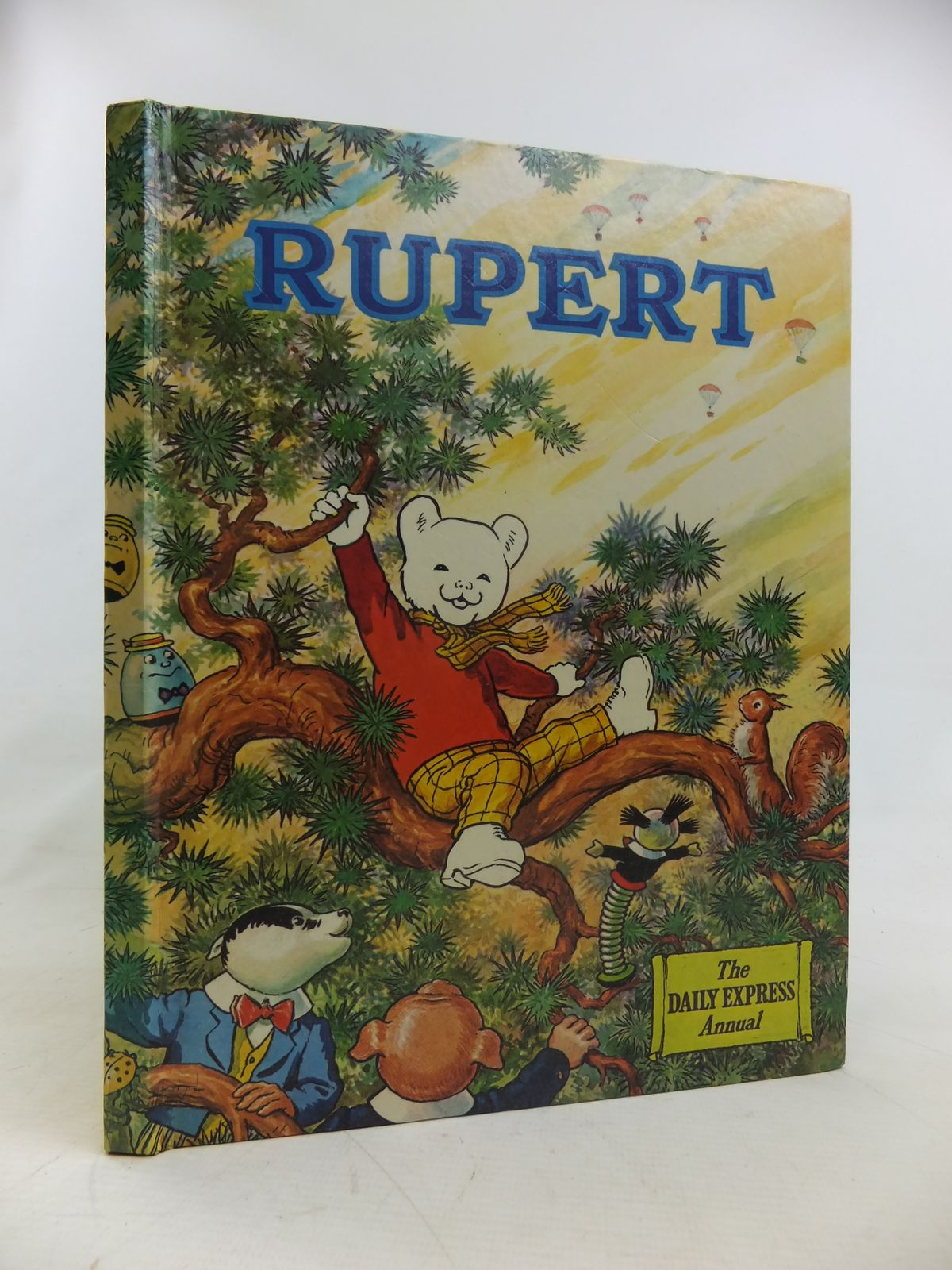 Photo of RUPERT ANNUAL 1973 written by Bestall, Alfred illustrated by Bestall, Alfred published by Daily Express (STOCK CODE: 2116787)  for sale by Stella & Rose's Books