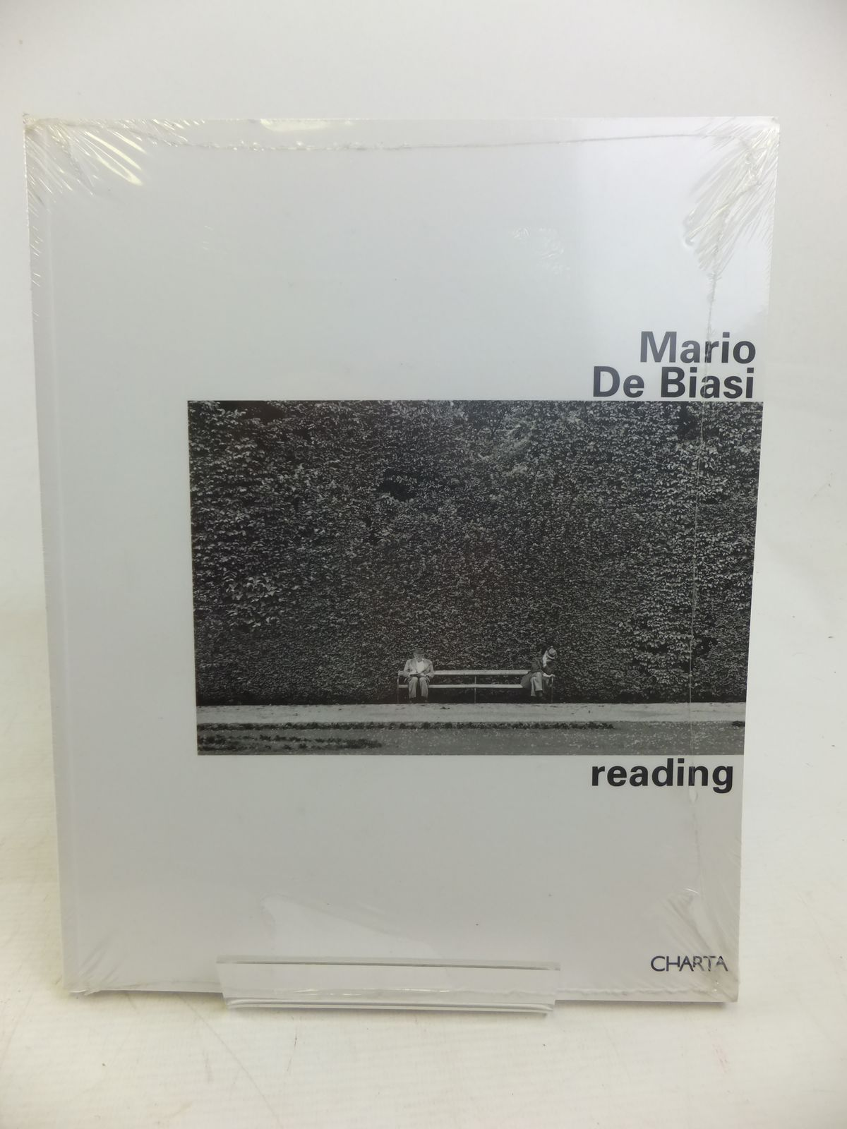 Photo of MARIO DE BIASI: READING illustrated by De Biasi, Mario published by Charta (STOCK CODE: 2116800)  for sale by Stella & Rose's Books