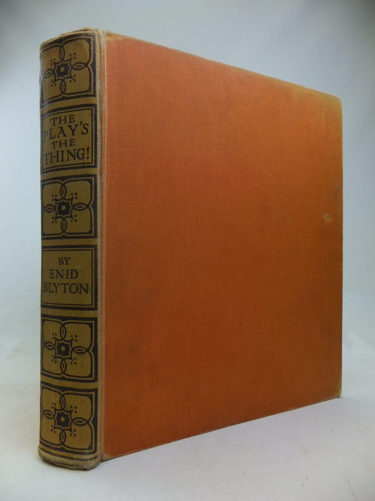 Photo of THE PLAY'S THE THING! written by Blyton, Enid illustrated by Bestall, Alfred published by The Home Library Book Company, George Newnes Limited (STOCK CODE: 2116905)  for sale by Stella & Rose's Books