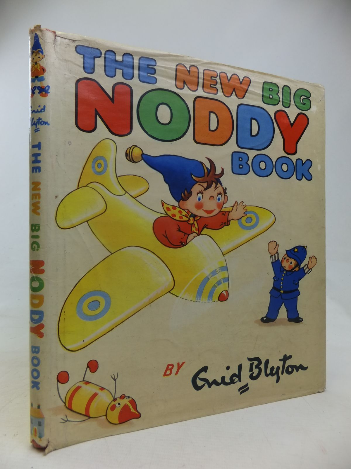 Photo of THE NEW BIG NODDY BOOK written by Blyton, Enid illustrated by Beek,  published by Sampson Low, Marston & Co. Ltd., D.V. Publications Ltd. (STOCK CODE: 2116910)  for sale by Stella & Rose's Books