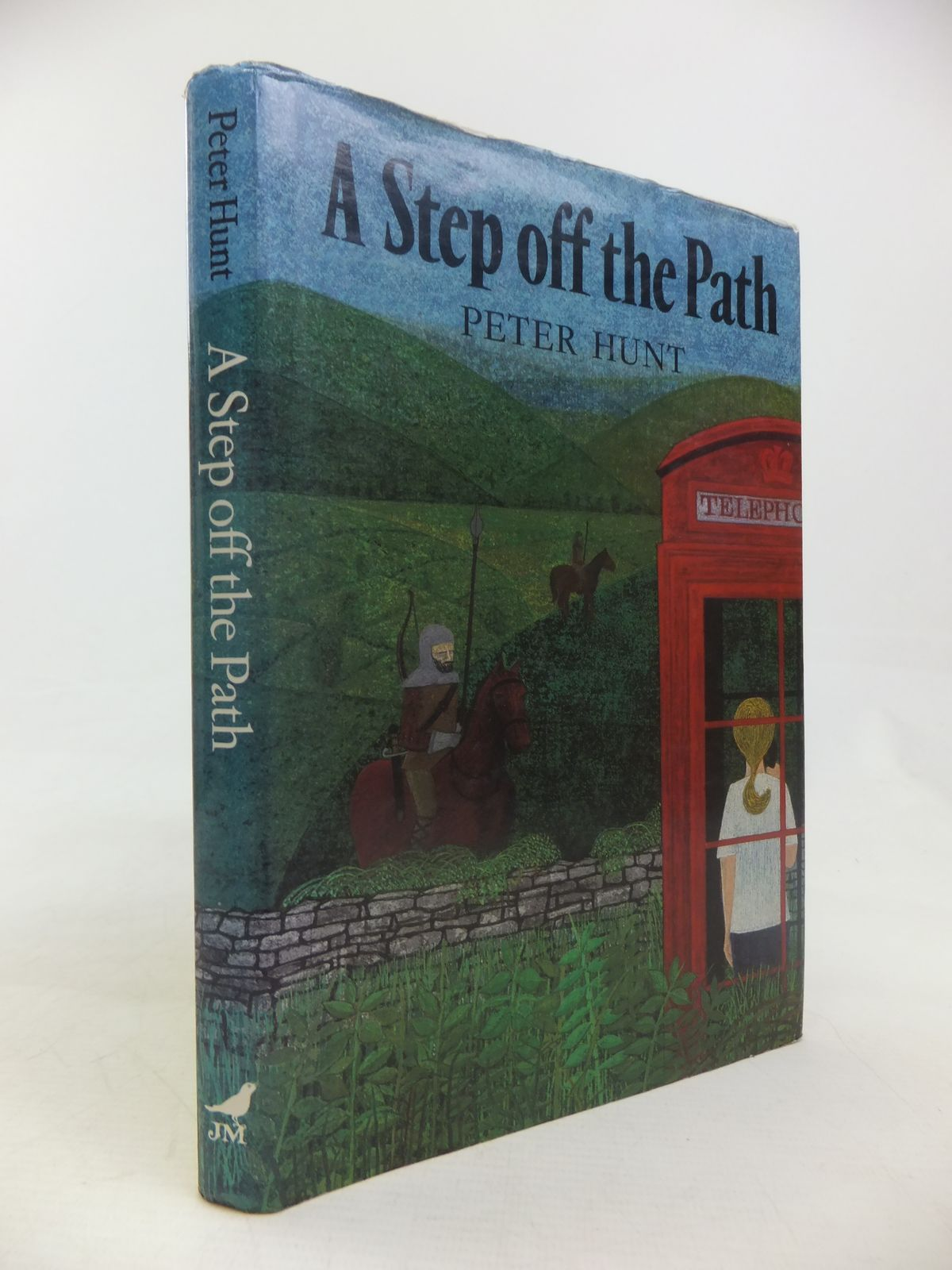 Photo of A STEP OFF THE PATH- Stock Number: 2116991