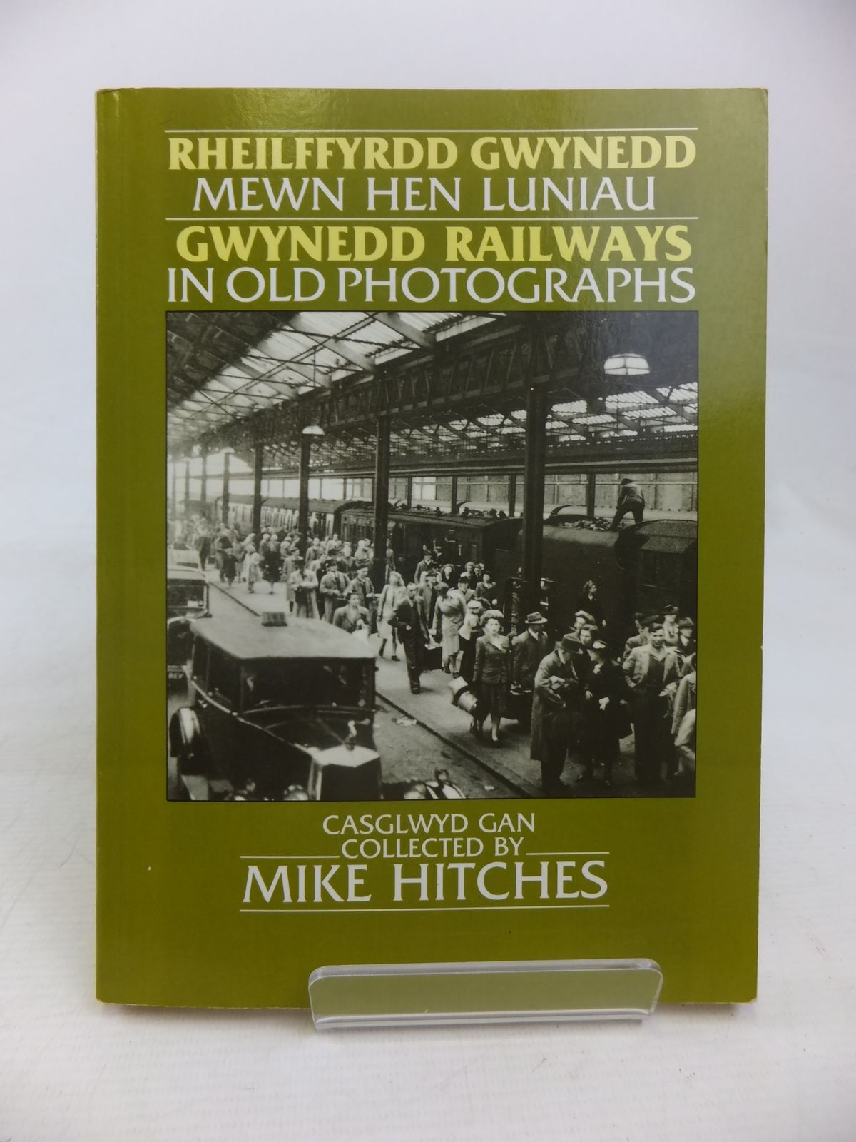 Photo of GWYNEDD RAILWAYS IN OLD PHOTOGRAPHS- Stock Number: 2117042