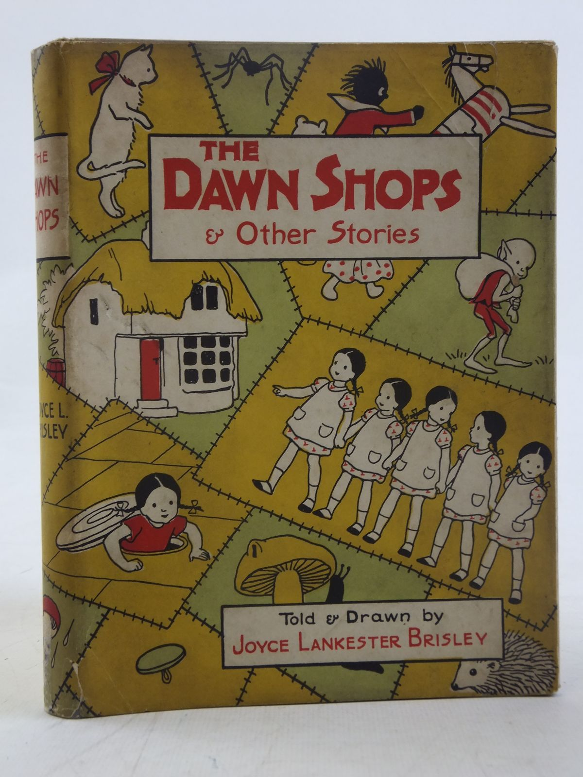 Photo of THE DAWN SHOPS AND OTHER STORIES- Stock Number: 2117107
