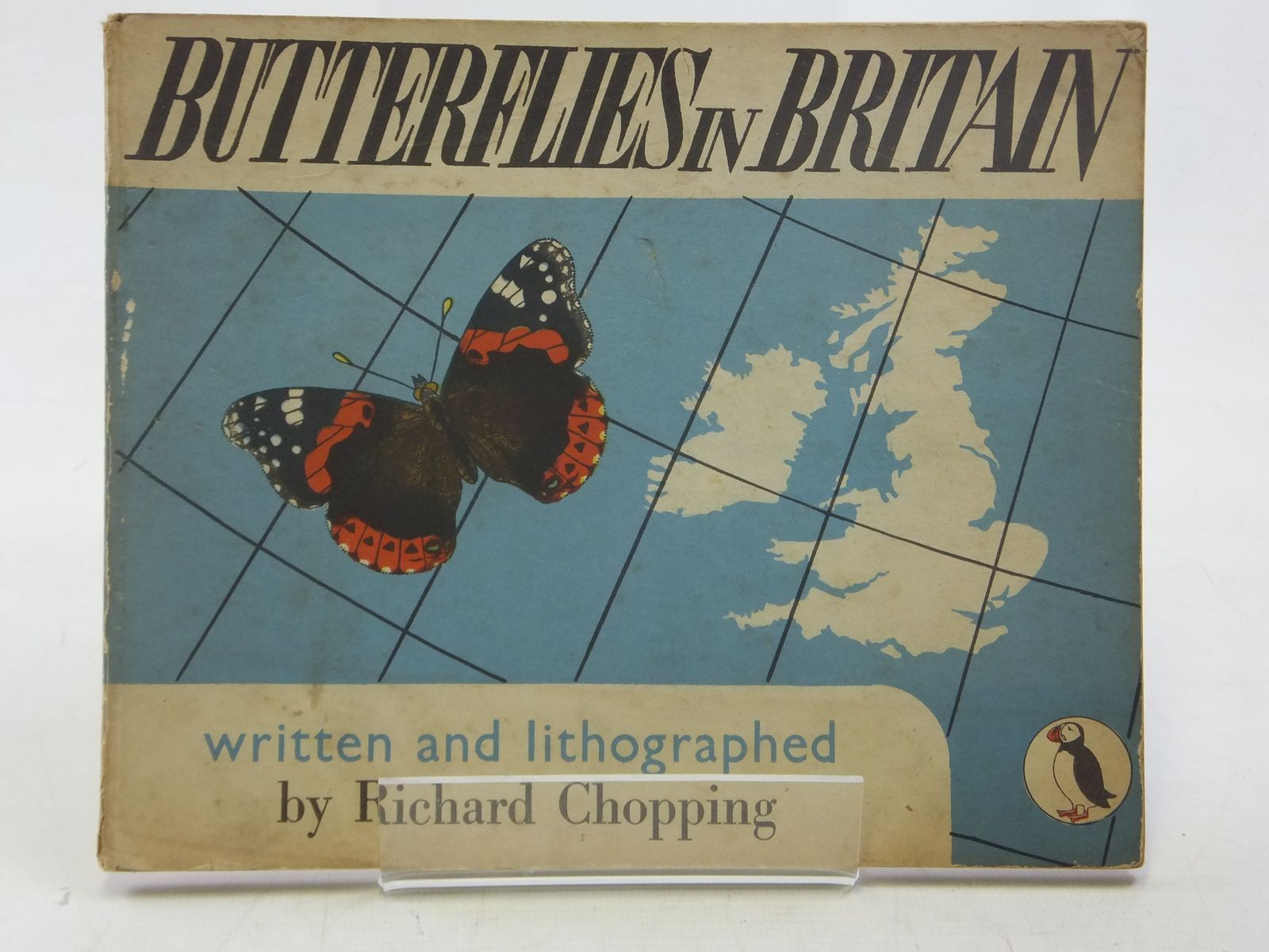 Photo of BUTTERFLIES IN BRITAIN- Stock Number: 2117152
