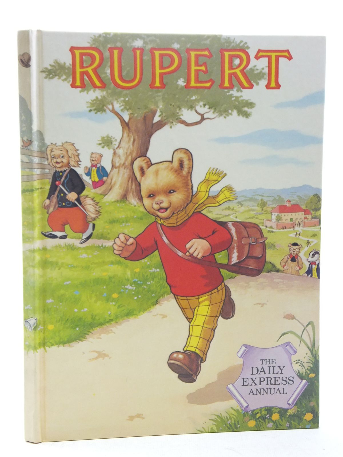 Photo of RUPERT ANNUAL 1984 illustrated by Harrold, John published by Express Newspapers Ltd. (STOCK CODE: 2117159)  for sale by Stella & Rose's Books