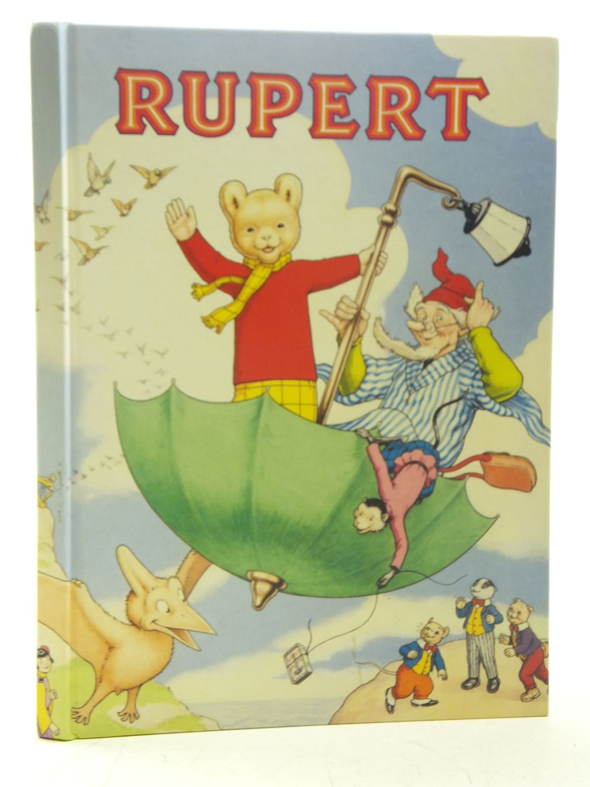 Photo of RUPERT ANNUAL 1988 illustrated by Harrold, John published by Express Newspapers Ltd. (STOCK CODE: 2117161)  for sale by Stella & Rose's Books