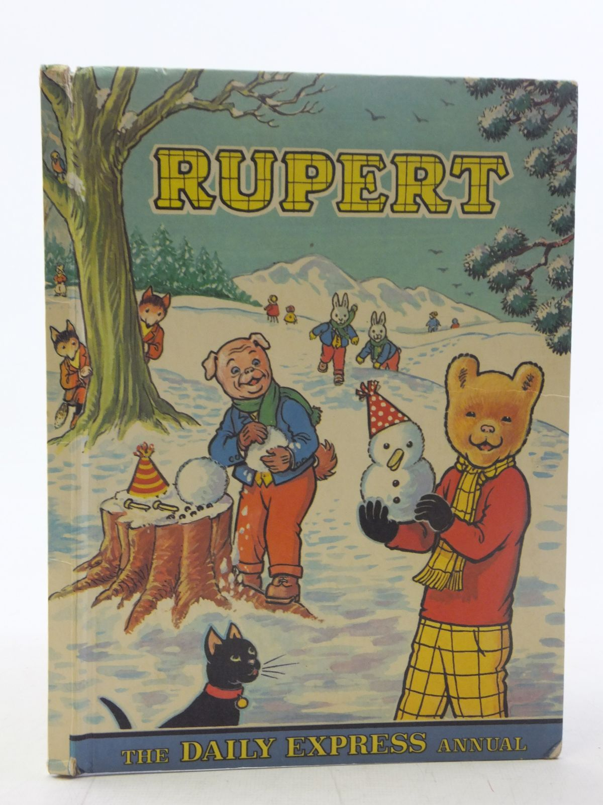 Photo of RUPERT ANNUAL 1974 illustrated by Cubie, Alex published by Daily Express (STOCK CODE: 2117163)  for sale by Stella & Rose's Books