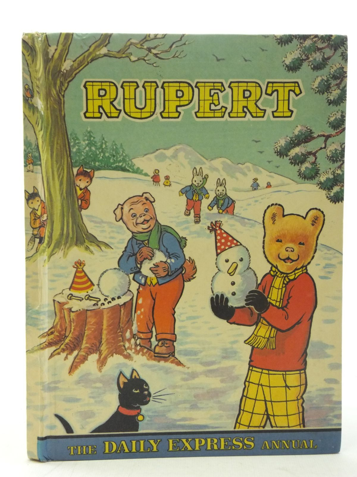 Photo of RUPERT ANNUAL 1974 illustrated by Cubie, Alex published by Daily Express (STOCK CODE: 2117170)  for sale by Stella & Rose's Books