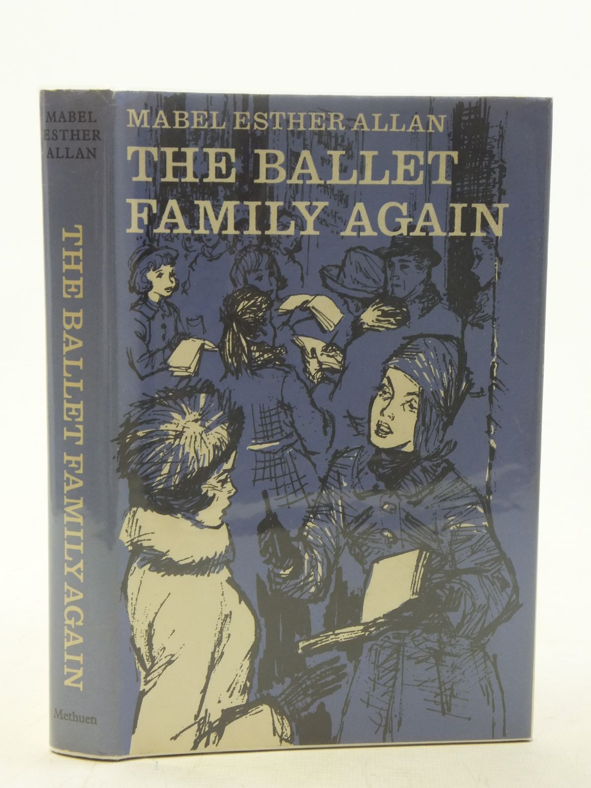 Photo of THE BALLET FAMILY AGAIN- Stock Number: 2117220