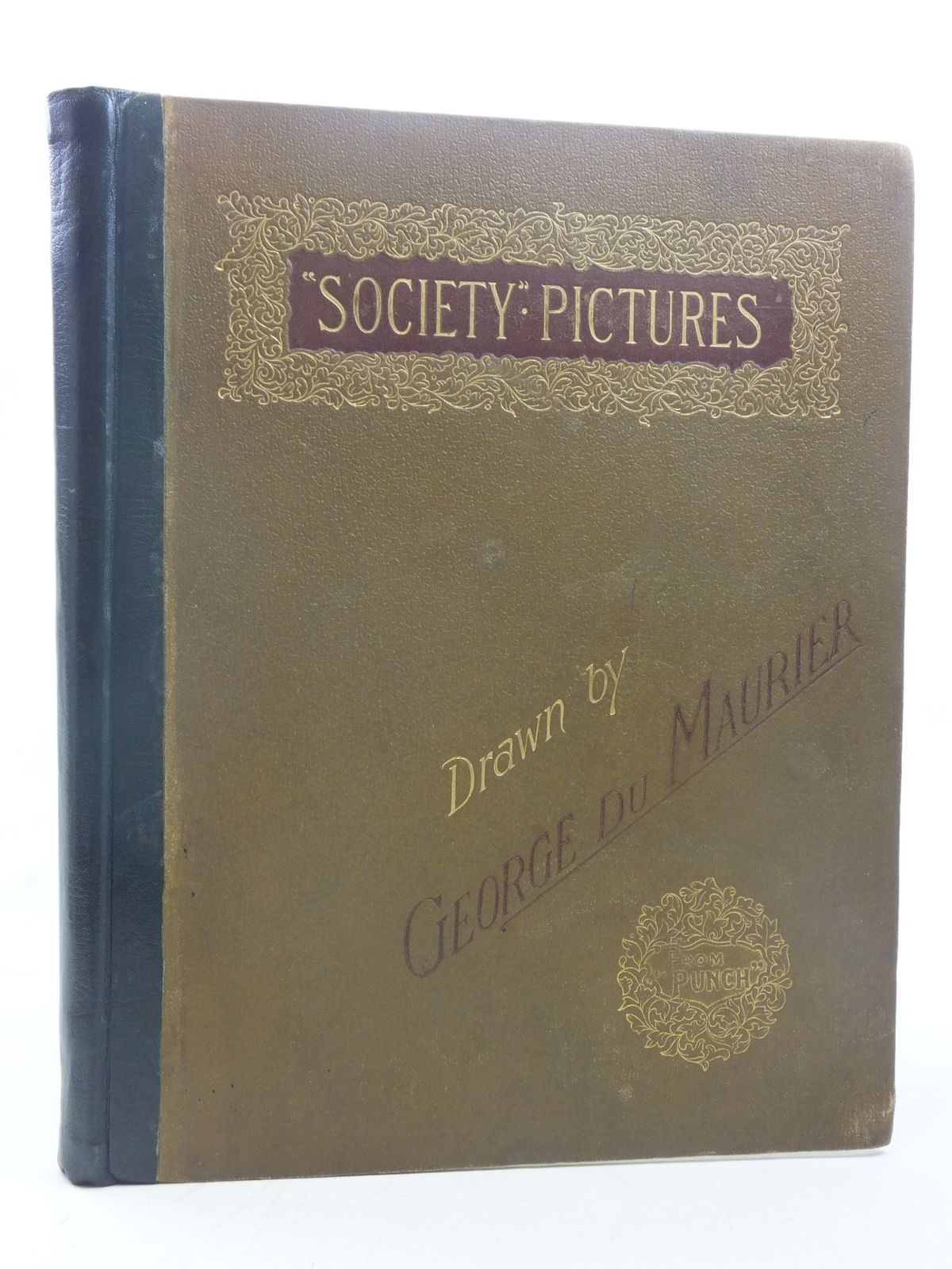 Photo of SOCIETY PICTURES VOLUME ONE- Stock Number: 2117269