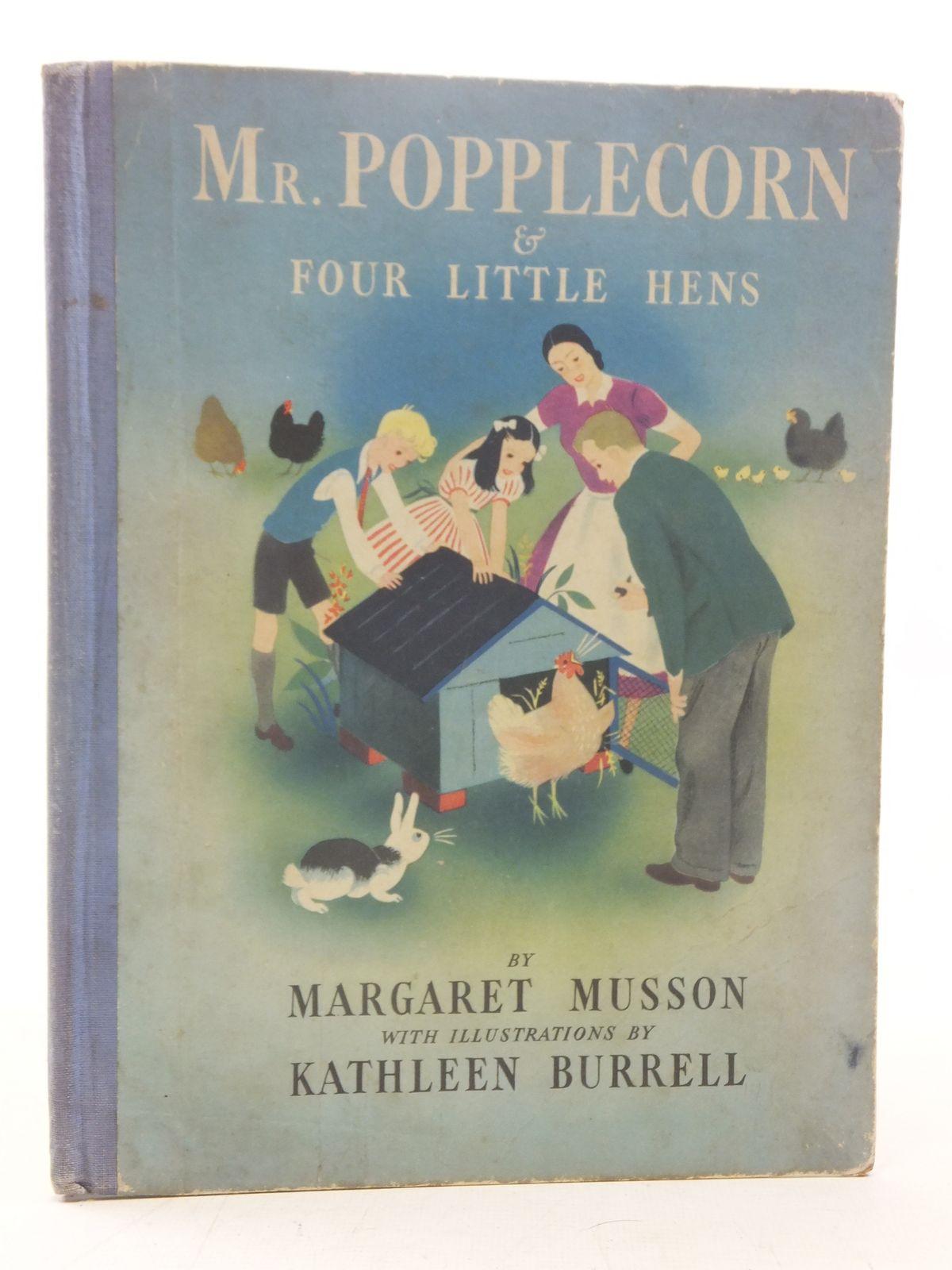 Photo of MR POPPLECORN & FOUR LITTLE HENS- Stock Number: 2117286