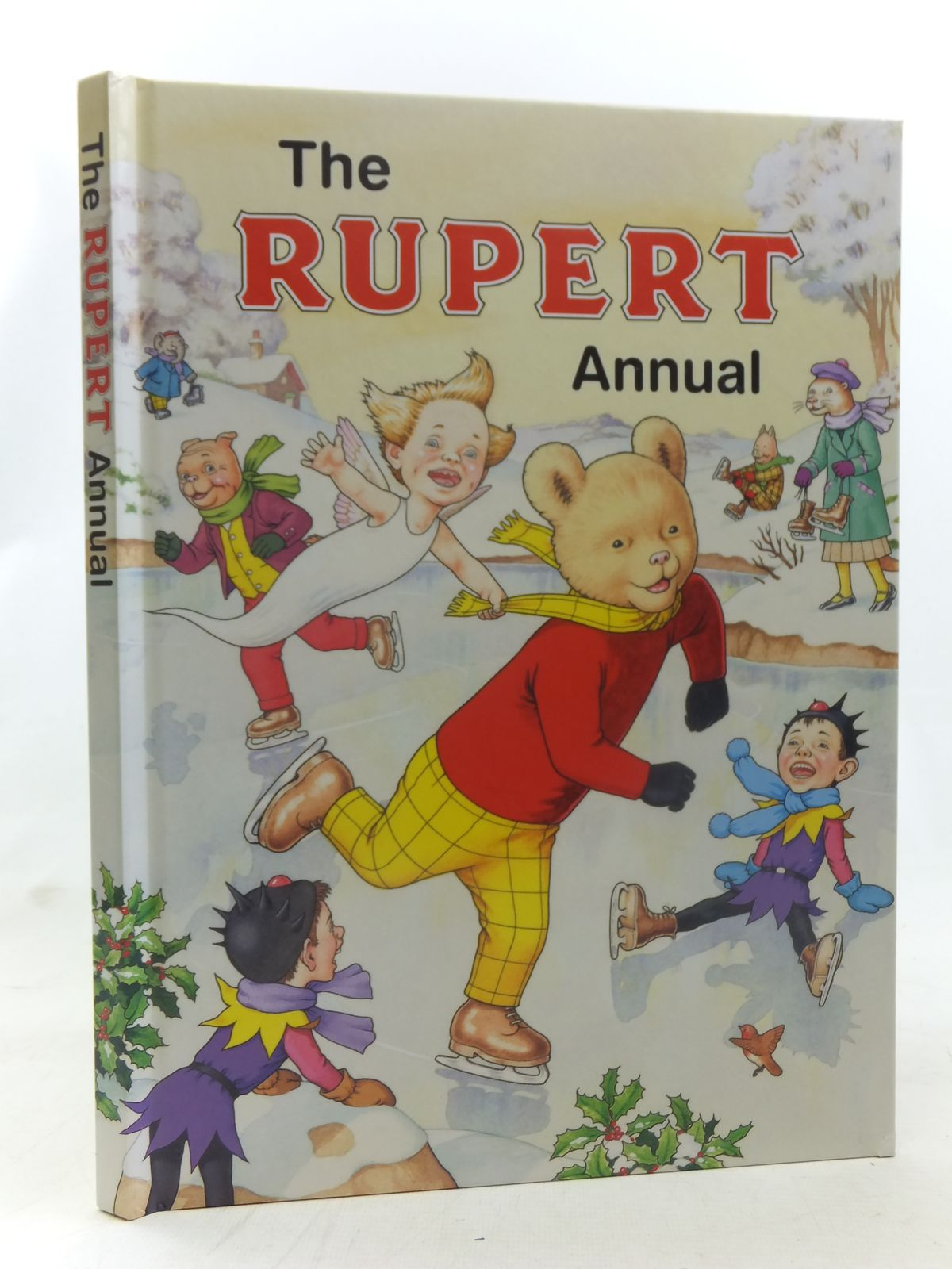 Photo of RUPERT ANNUAL 2005 written by Henderson, James Robinson, Ian illustrated by Harrold, John published by Express Newspapers Ltd. (STOCK CODE: 2117370)  for sale by Stella & Rose's Books