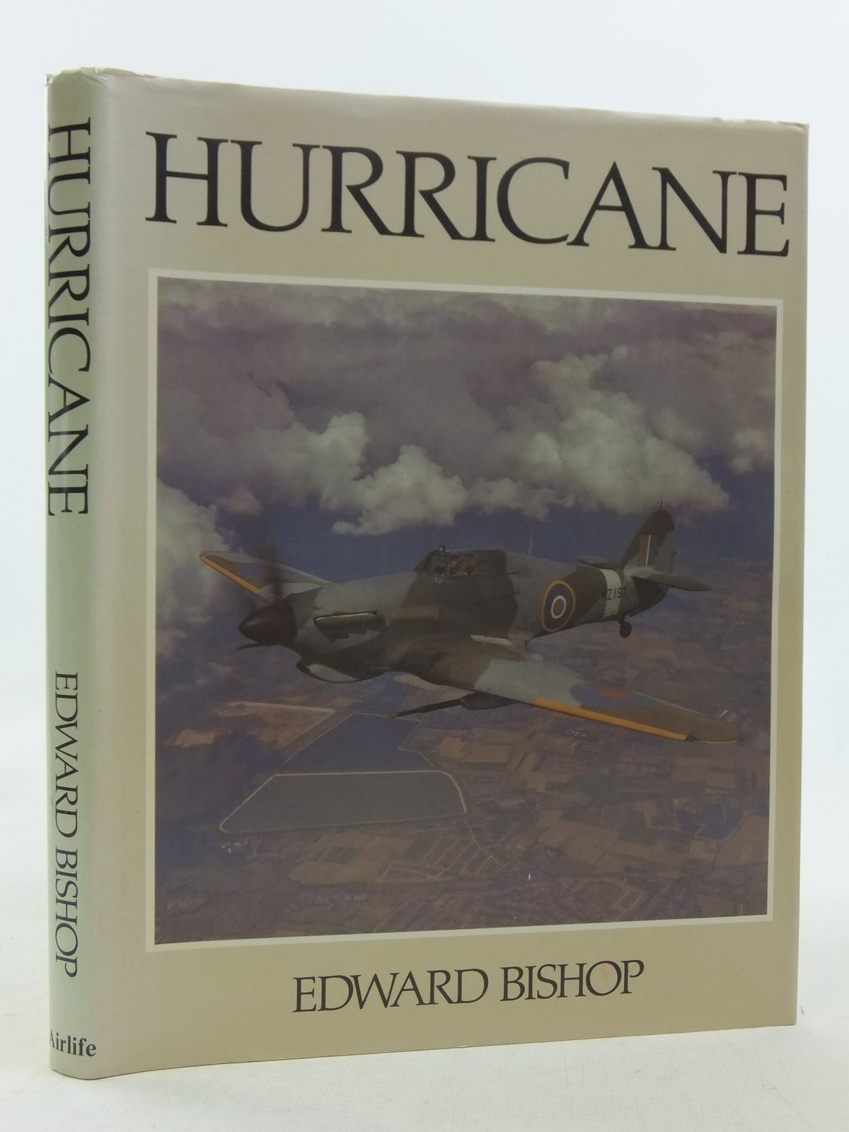 Photo of HURRICANE written by Bishop, Edward published by Airlife (STOCK CODE: 2117678)  for sale by Stella & Rose's Books