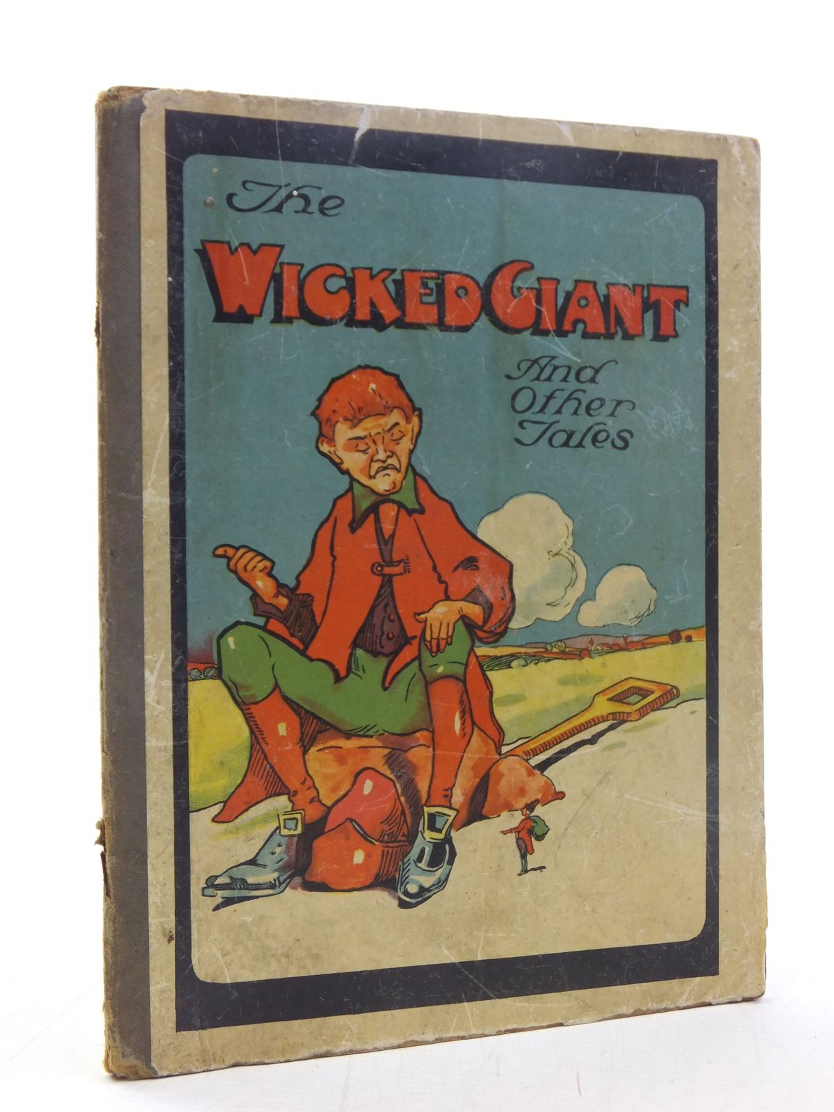 Photo of THE WICKED GIANT AND OTHER TALES- Stock Number: 2117687
