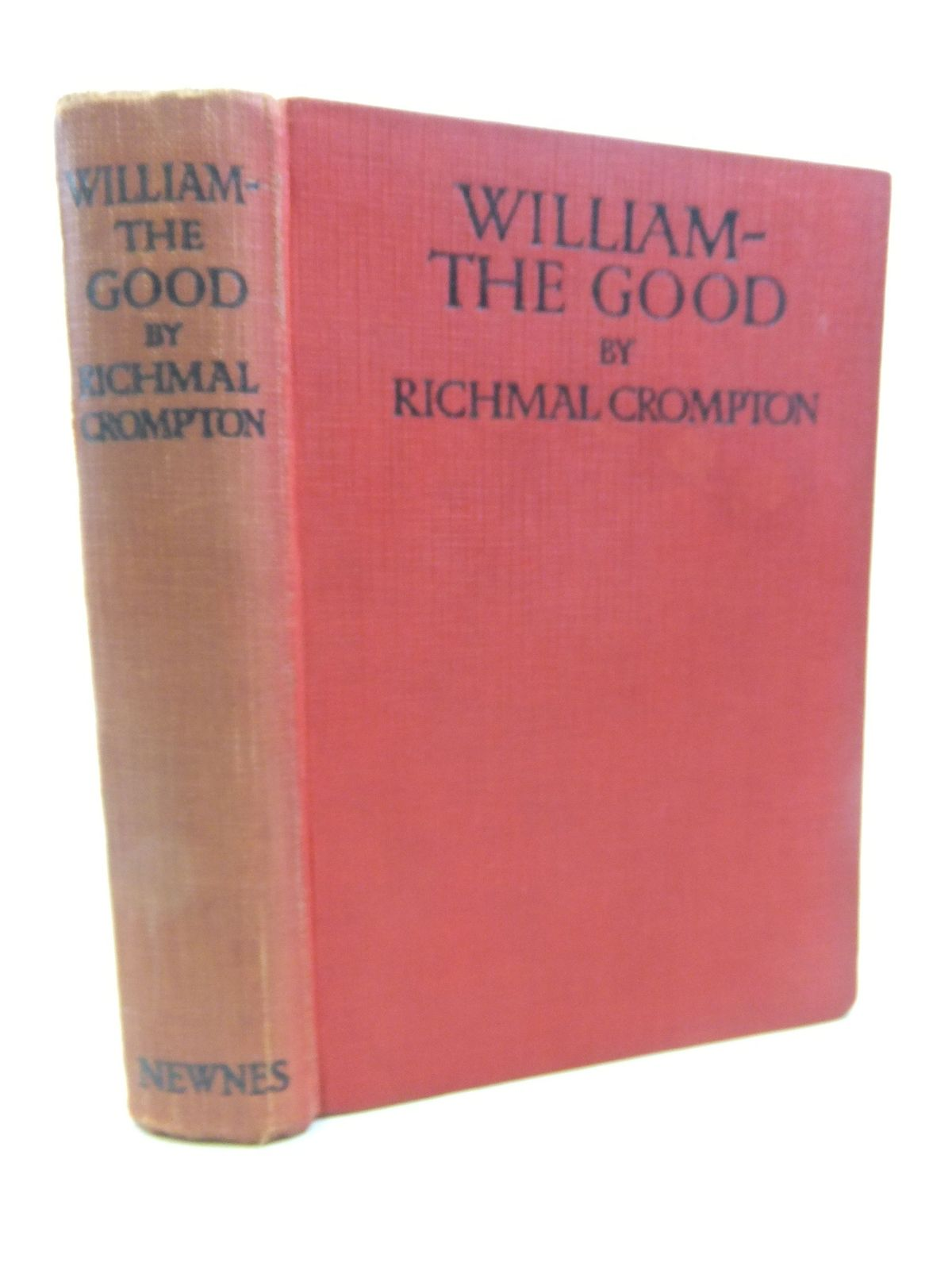Photo of WILLIAM THE GOOD written by Crompton, Richmal illustrated by Henry, Thomas published by George Newnes Limited (STOCK CODE: 2117820)  for sale by Stella & Rose's Books