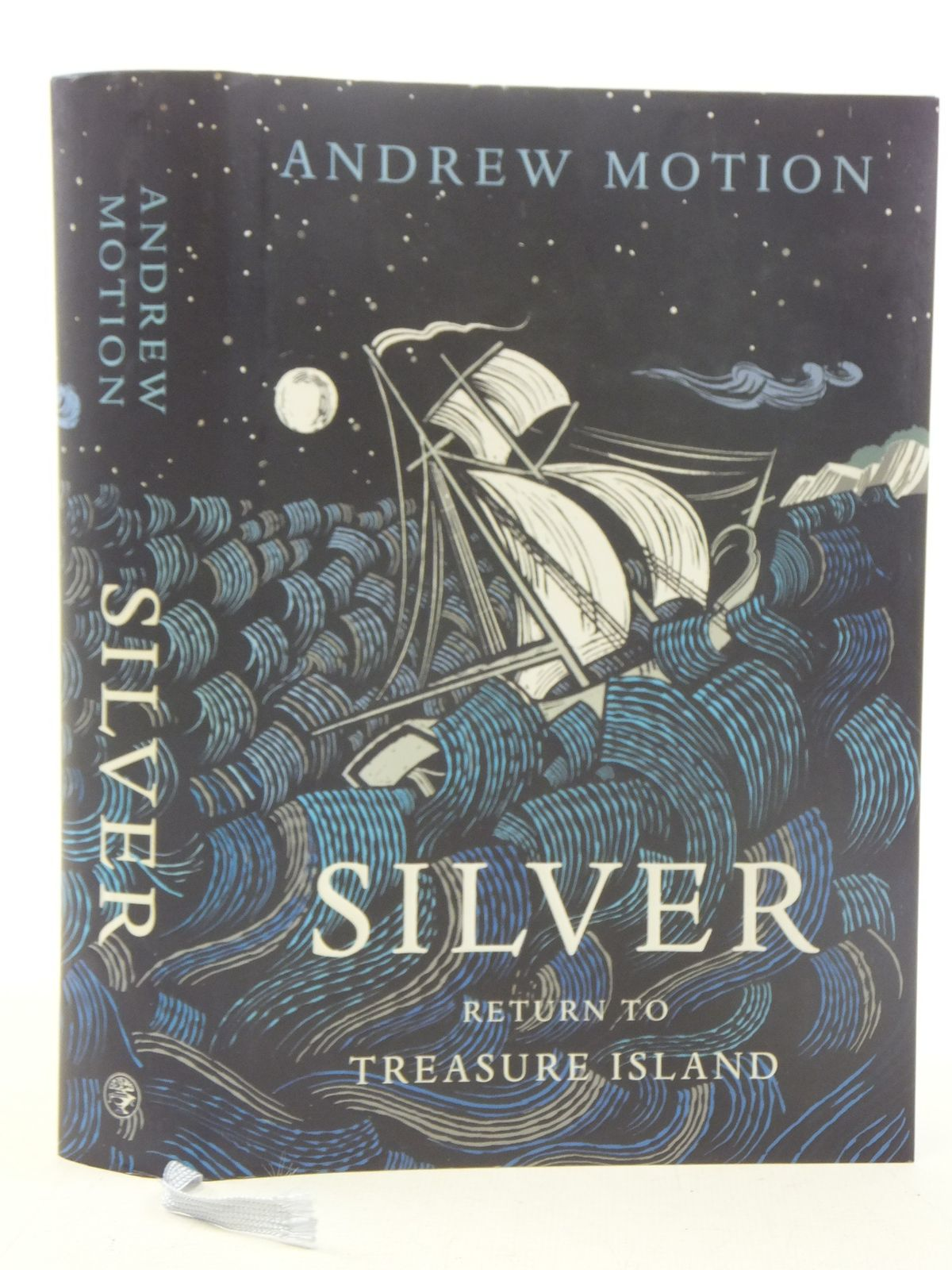 Photo of SILVER written by Motion, Andrew published by Jonathan Cape (STOCK CODE: 2117893)  for sale by Stella & Rose's Books