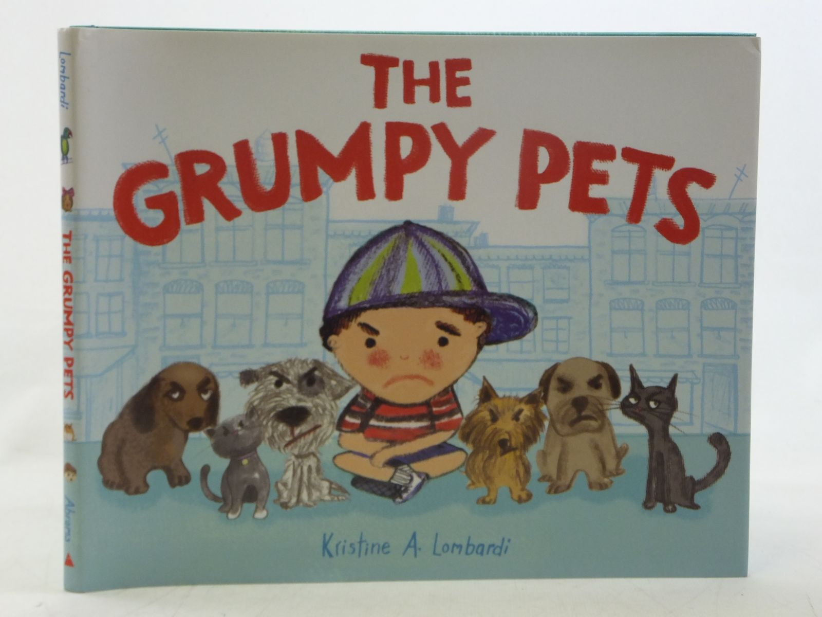 Photo of THE GRUMPY PETS- Stock Number: 2117900