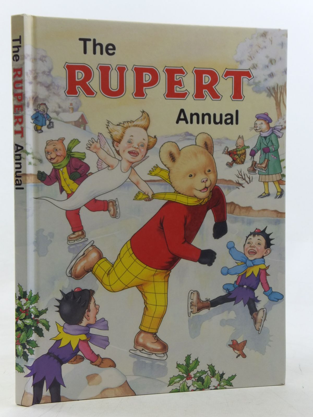 Photo of RUPERT ANNUAL 2005 written by Henderson, James Robinson, Ian illustrated by Harrold, John published by Express Newspapers Ltd. (STOCK CODE: 2117930)  for sale by Stella & Rose's Books