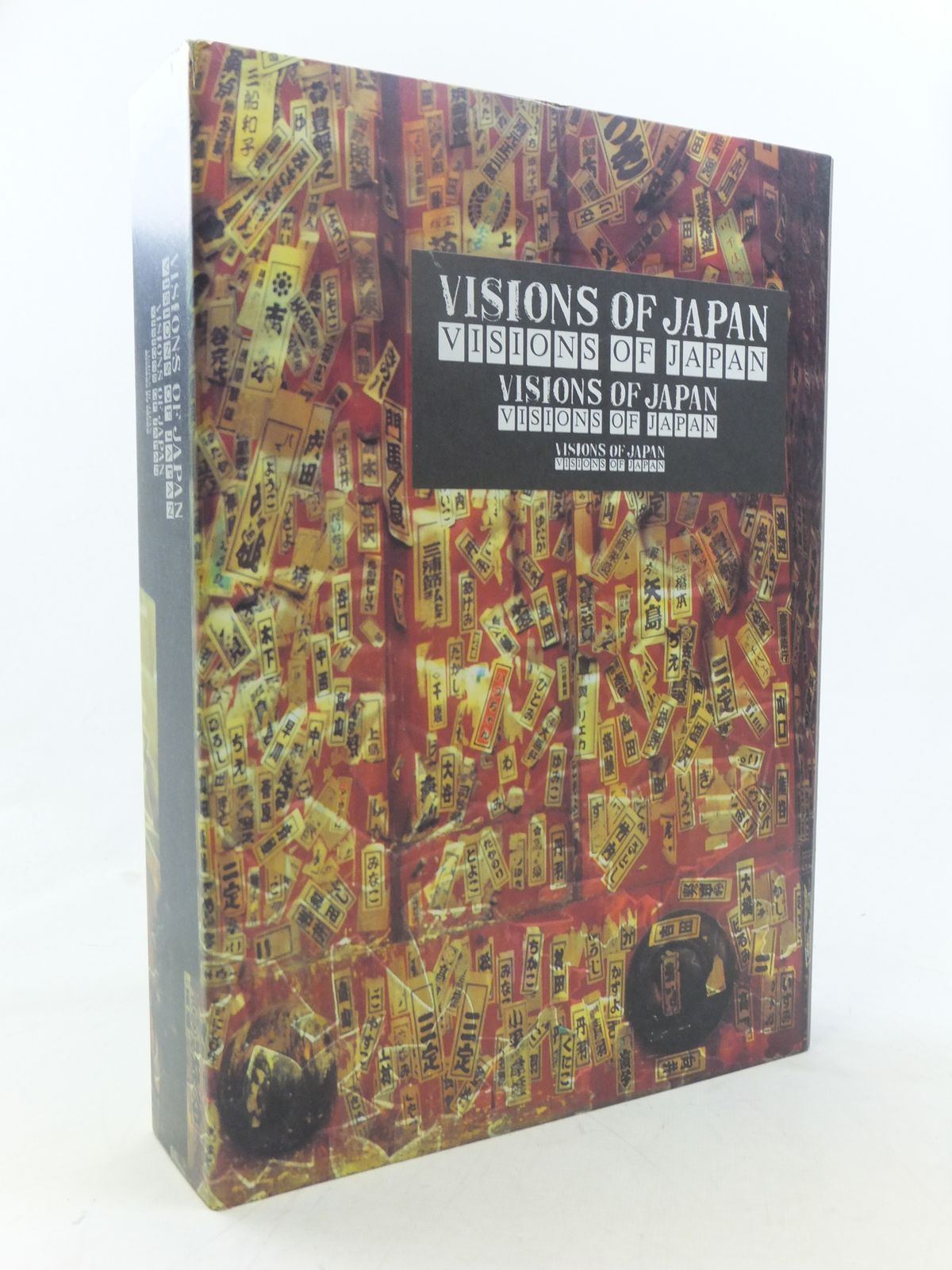 Photo of VISIONS OF JAPAN (BOXED SET) written by Isozakie, Arata<br />Kato, Hidetoshi<br />Hoggart, Simon<br />Popham, Peter<br />et al, published by Victoria &amp; Albert Museum, The Japan Forum (STOCK CODE: 2117982)  for sale by Stella & Rose's Books