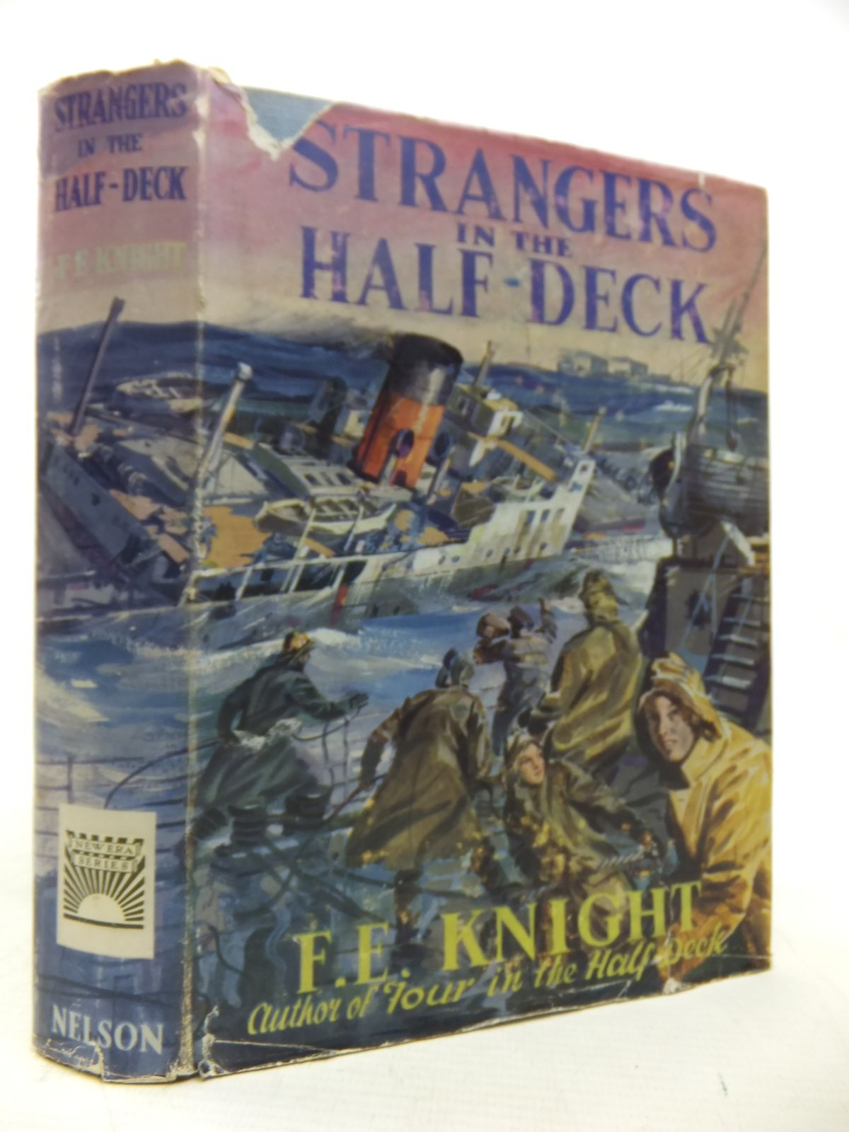 Photo of STRANGERS IN THE HALF-DECK- Stock Number: 2118028