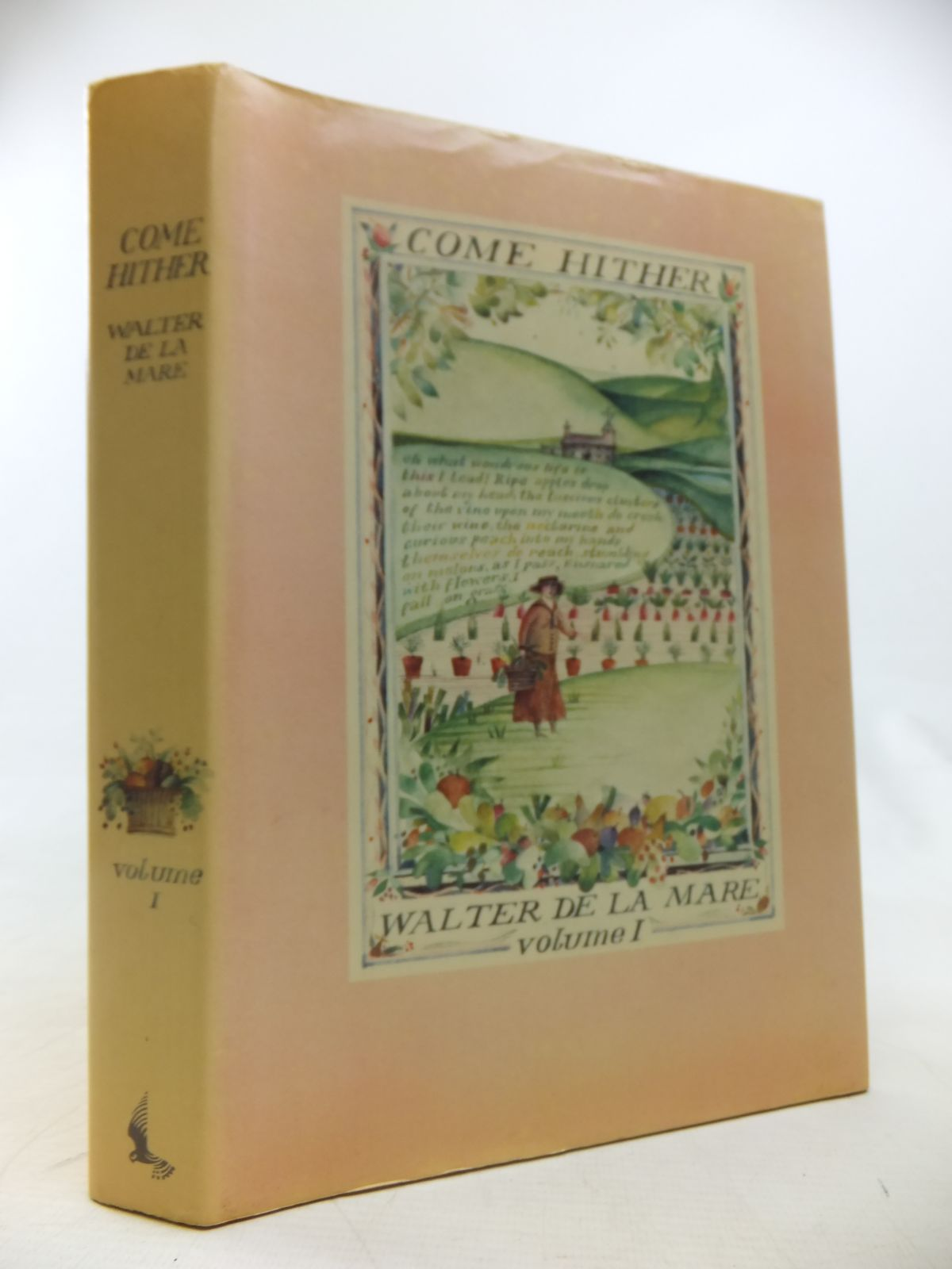 Photo of COME HITHER VOLUME I written by De La Mare, Walter illustrated by Bloomfield, Diana published by Kestrel Books (STOCK CODE: 2118030)  for sale by Stella & Rose's Books