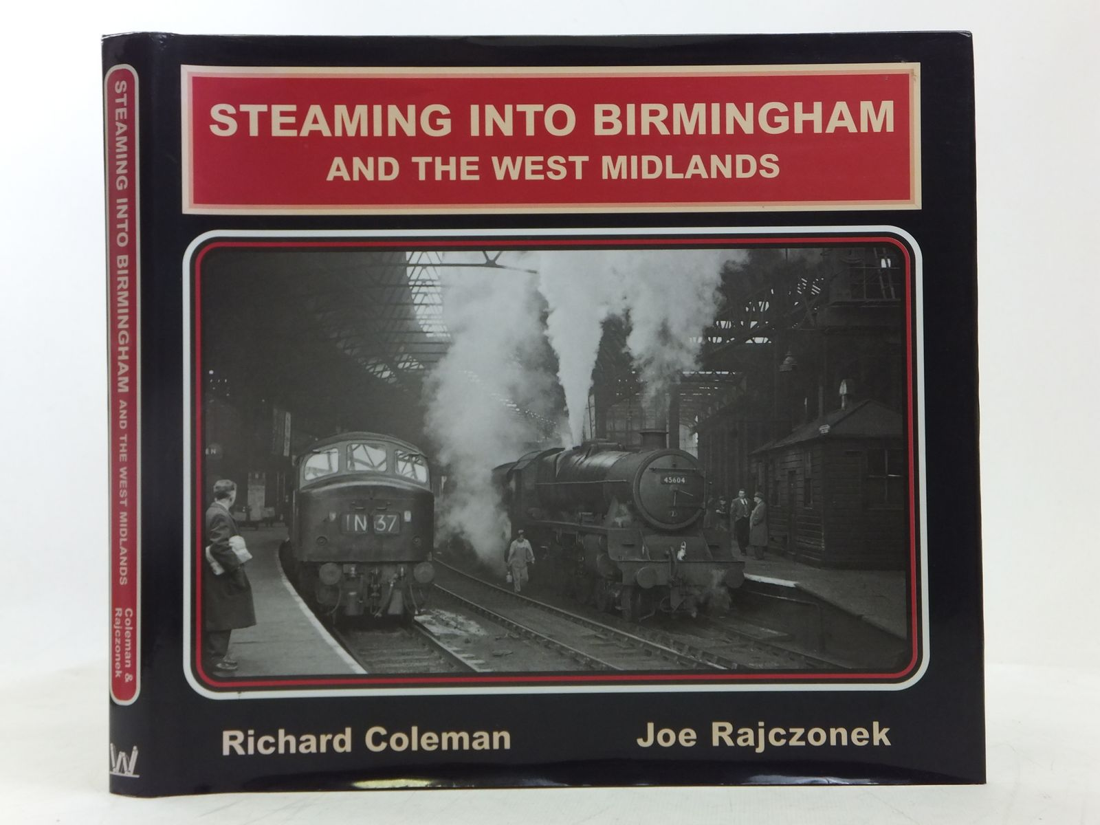 Photo of STEAMING INTO BIRMINGHAM AND THE WEST MIDLANDS- Stock Number: 2118283