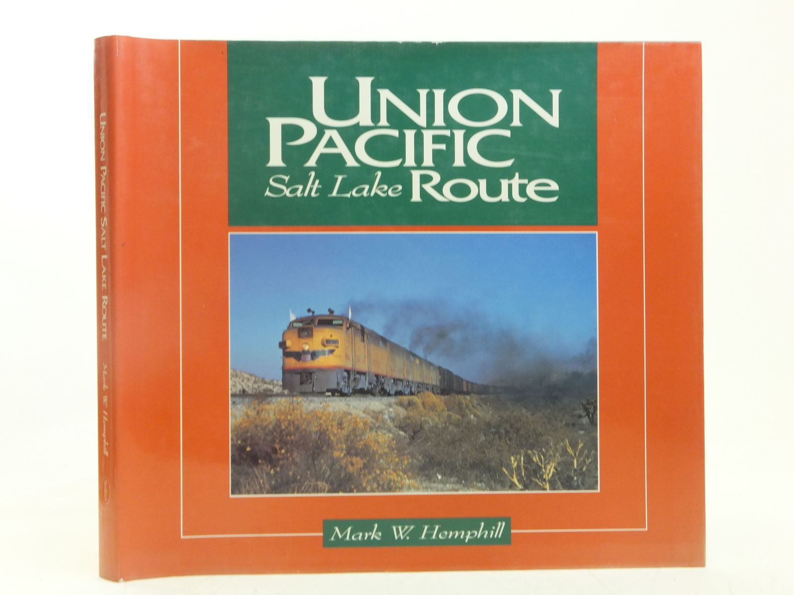 Photo of UNION PACIFIC SALT LAKE ROUTE- Stock Number: 2118287