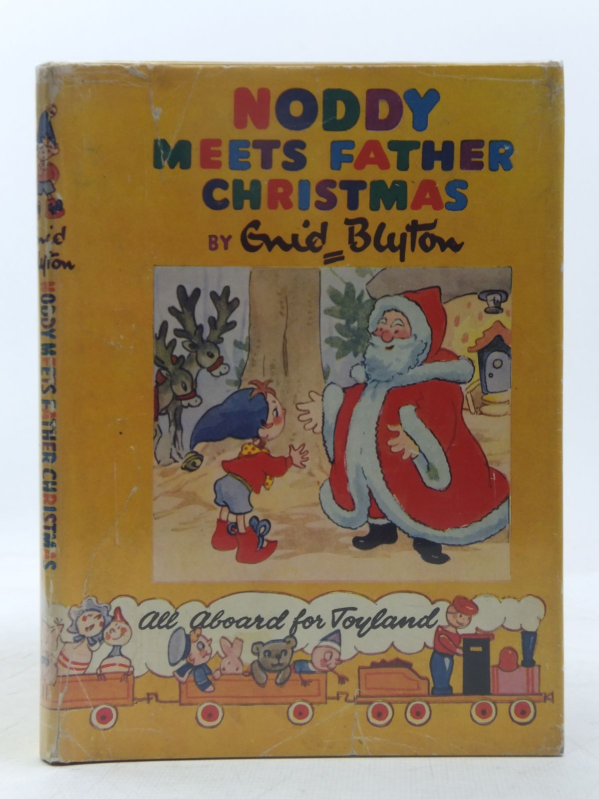 Photo of NODDY MEETS FATHER CHRISTMAS- Stock Number: 2118366