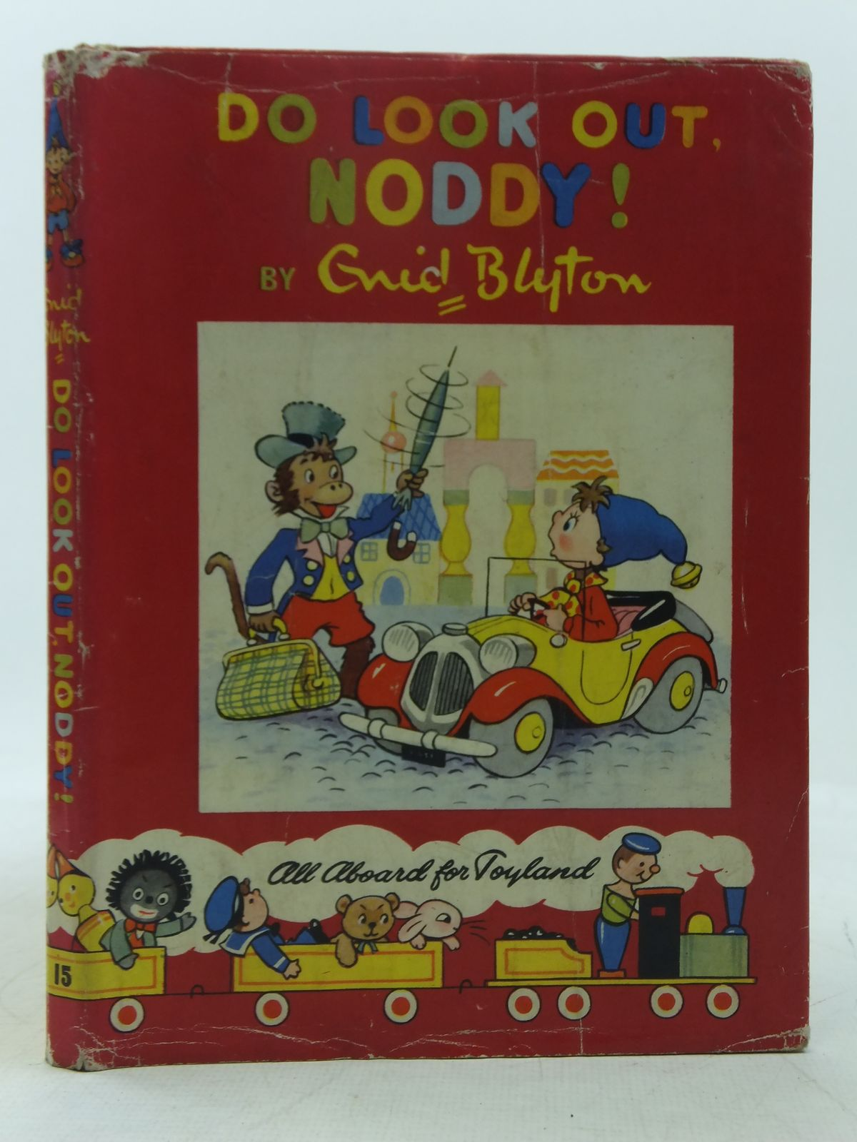 Photo of DO LOOK OUT, NODDY!- Stock Number: 2118367