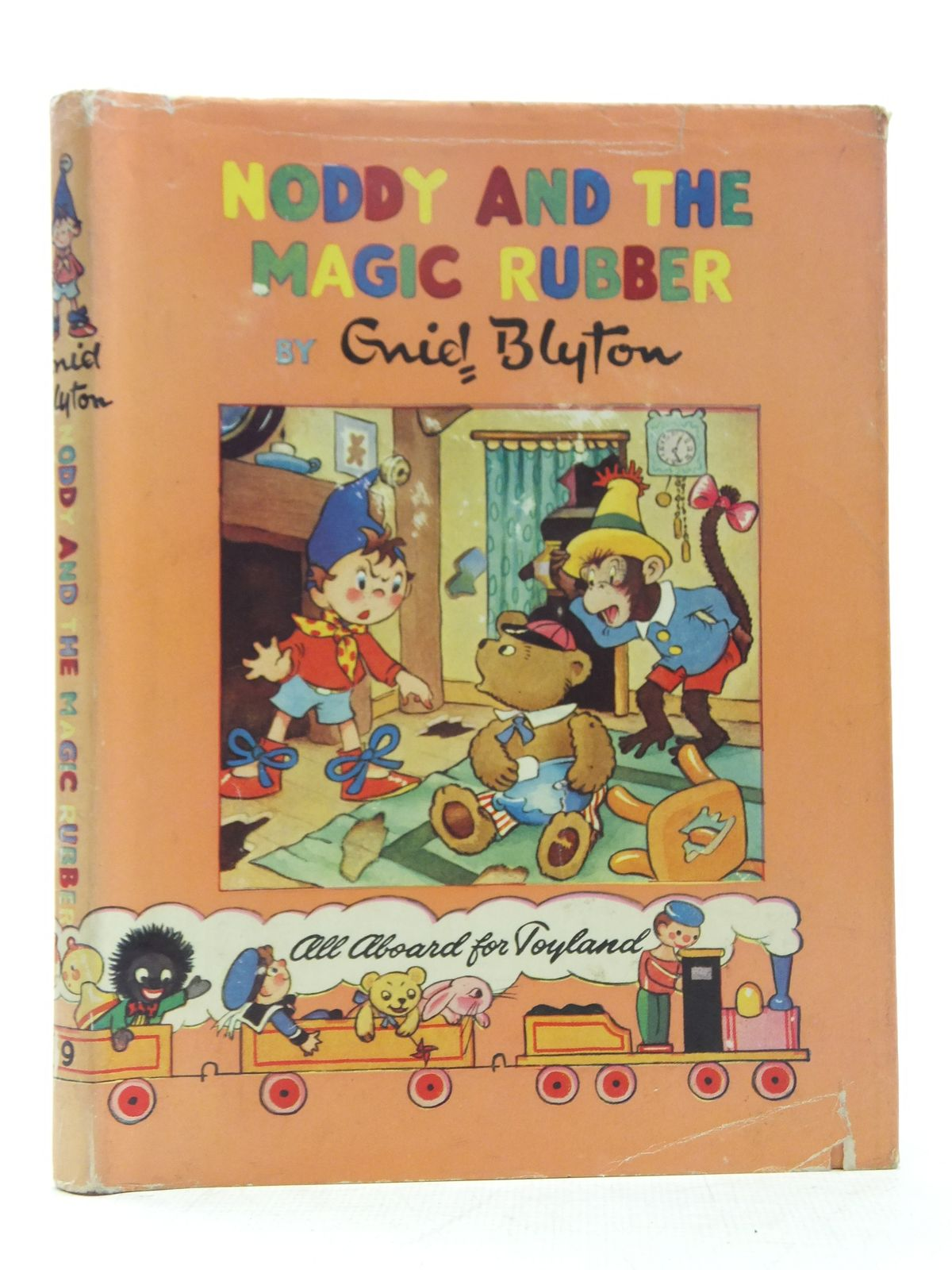 Photo of NODDY AND THE MAGIC RUBBER- Stock Number: 2118373