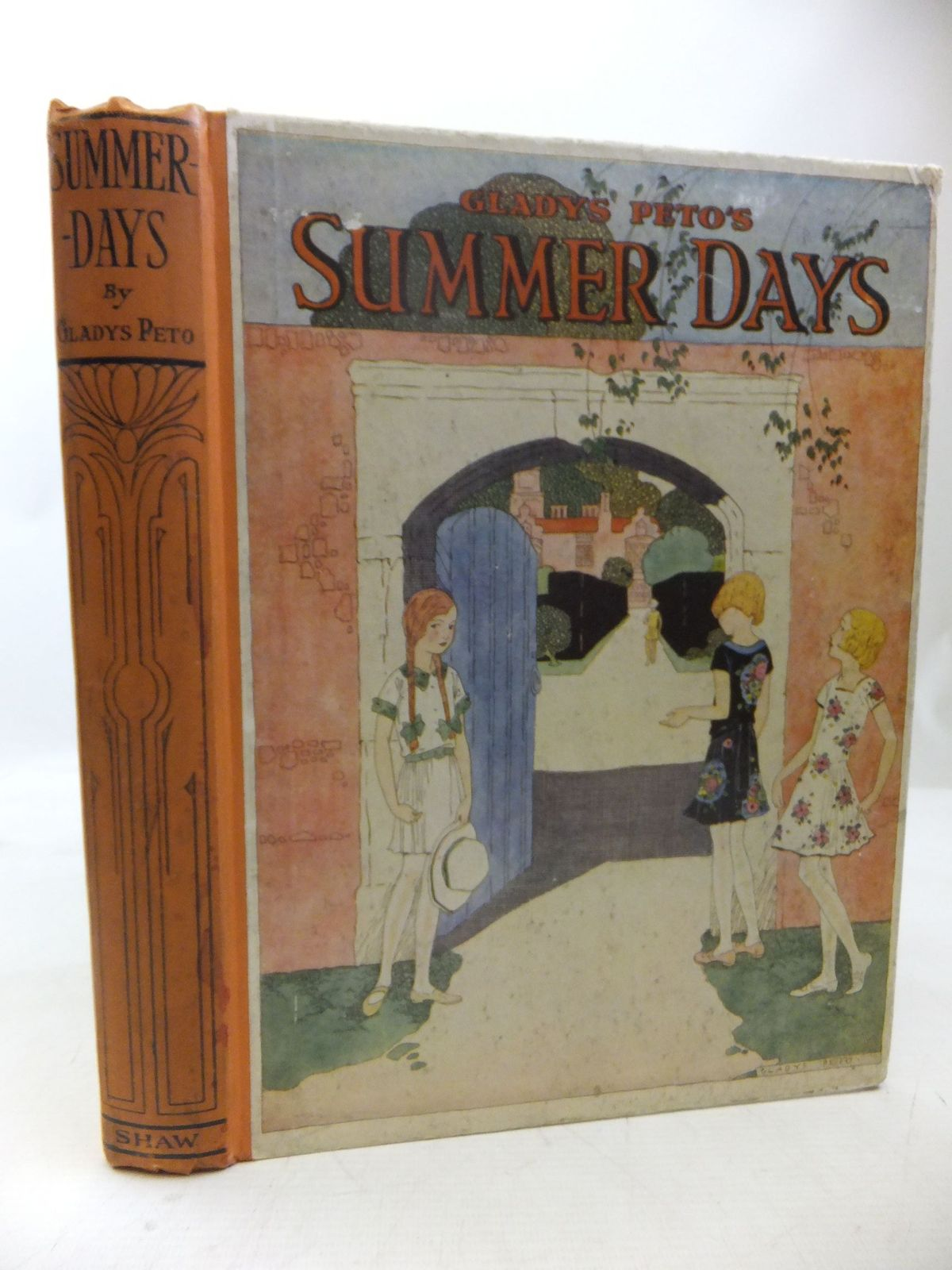 Photo of SUMMER DAYS written by Peto, Gladys illustrated by Peto, Gladys published by John F. Shaw & Co Ltd. (STOCK CODE: 2118453)  for sale by Stella & Rose's Books