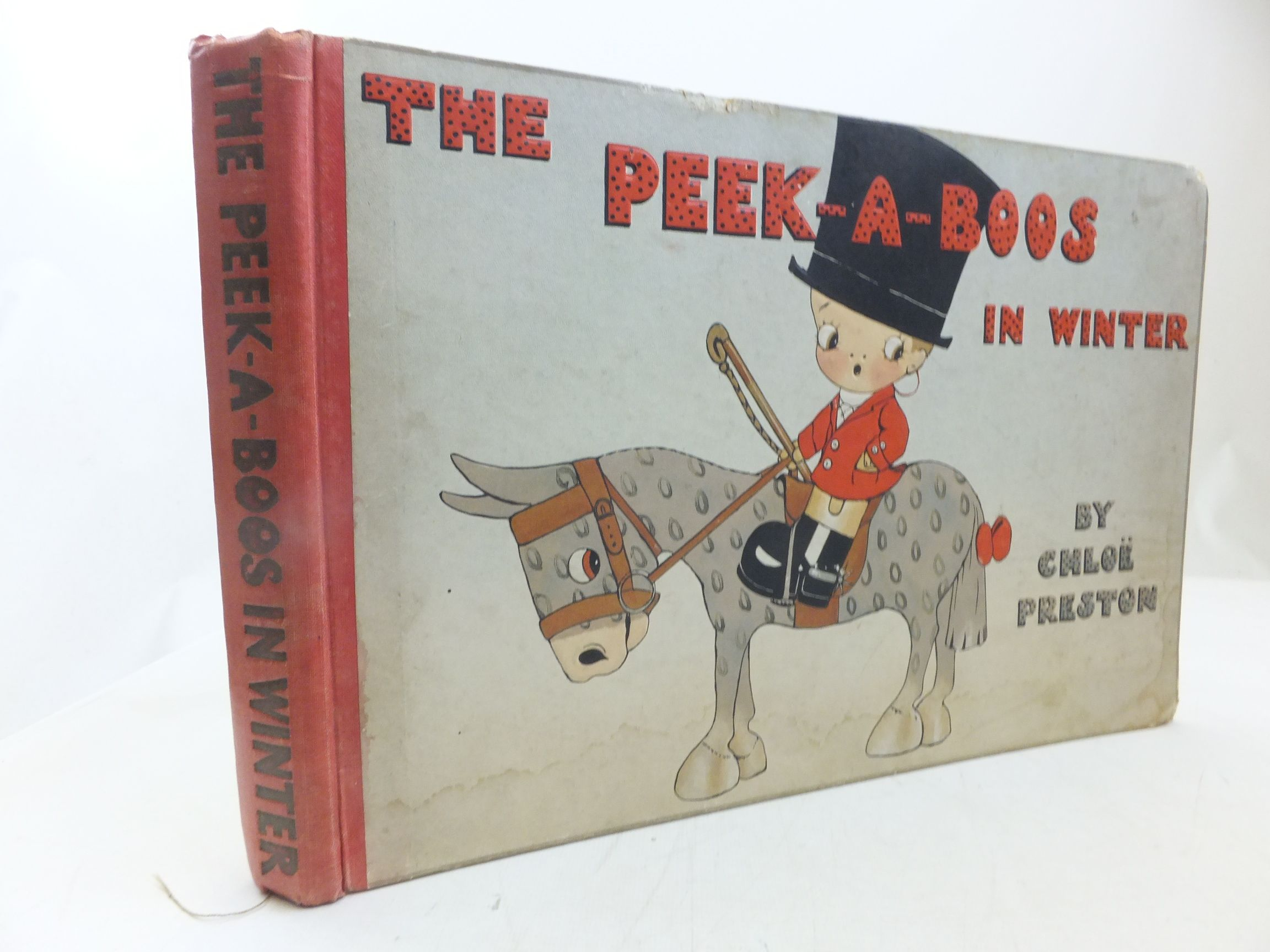 Photo of THE PEEK-A-BOOS IN WINTER written by Preston, Chloe illustrated by Preston, Chloe published by Humphrey Milford, Oxford University Press (STOCK CODE: 2118454)  for sale by Stella & Rose's Books