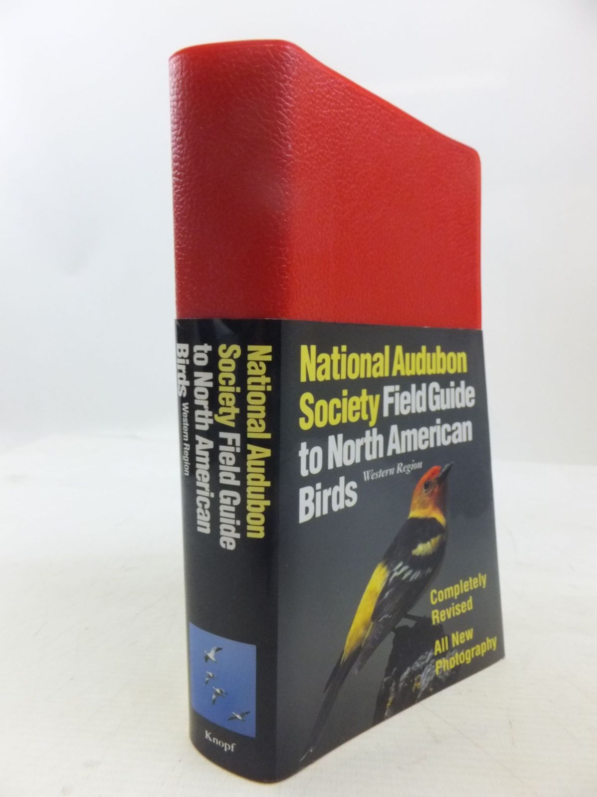 Photo of THE AUDUBON SOCIETY FIELD GUIDE TO NORTH AMERICAN BIRDS WESTERN REGION written by Udvardy, Miklos D.F. published by Alfred A. Knopf (STOCK CODE: 2118482)  for sale by Stella & Rose's Books