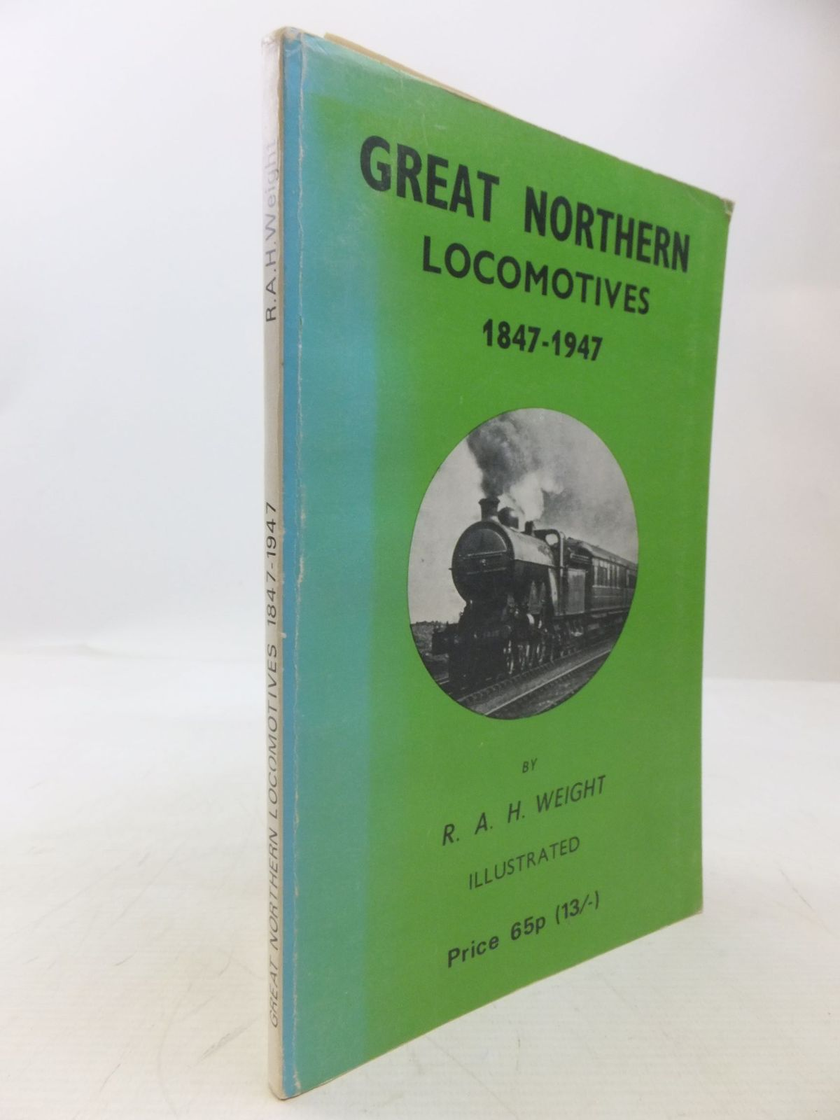 Photo of GREAT NORTHERN LOCOMOTIVES 1847-1947- Stock Number: 2118485