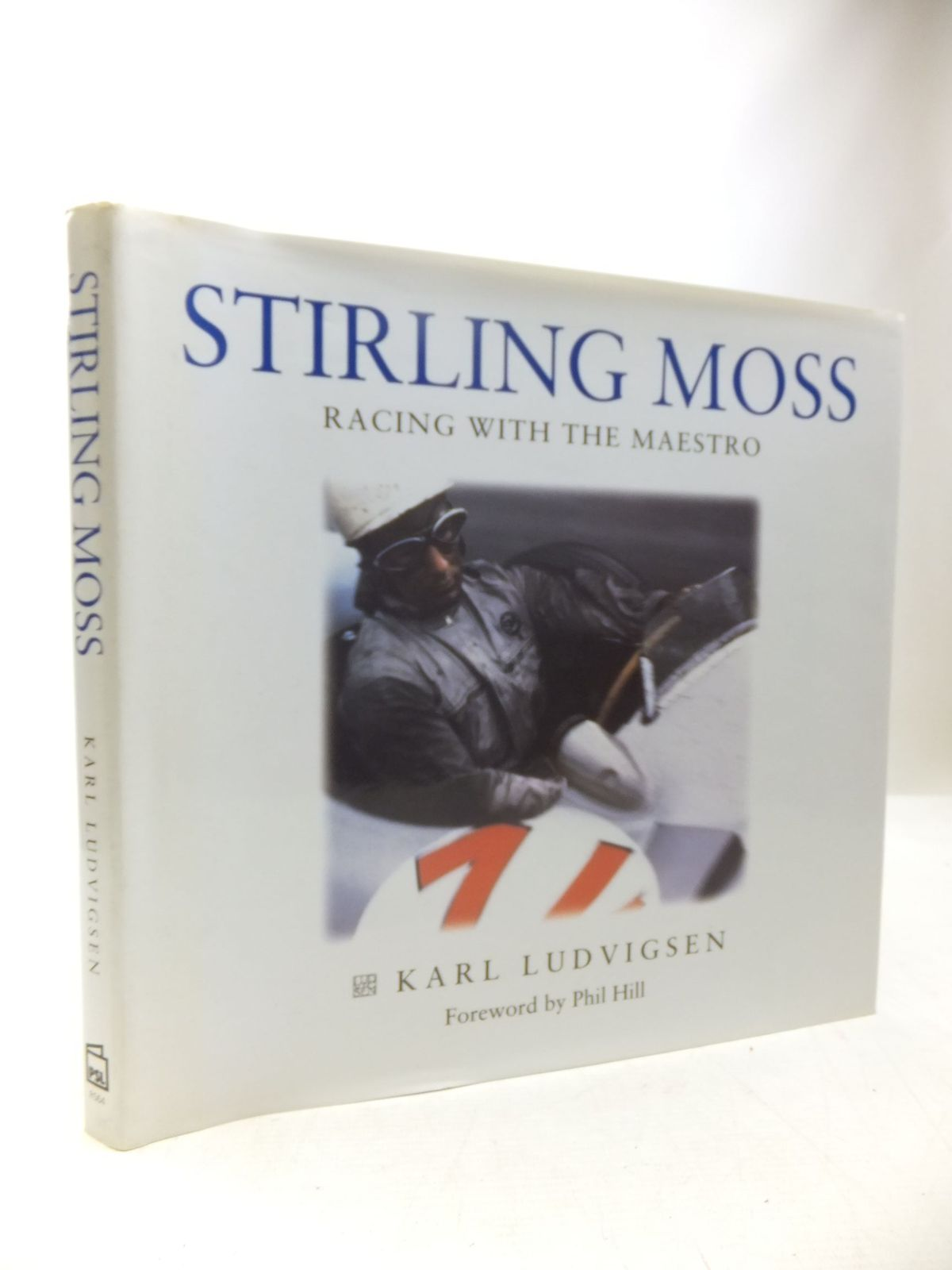 Photo of STIRLING MOSS RACING WITH THE MAESTRO written by Ludvigsen, Karl published by Patrick Stephens Limited (STOCK CODE: 2118508)  for sale by Stella & Rose's Books