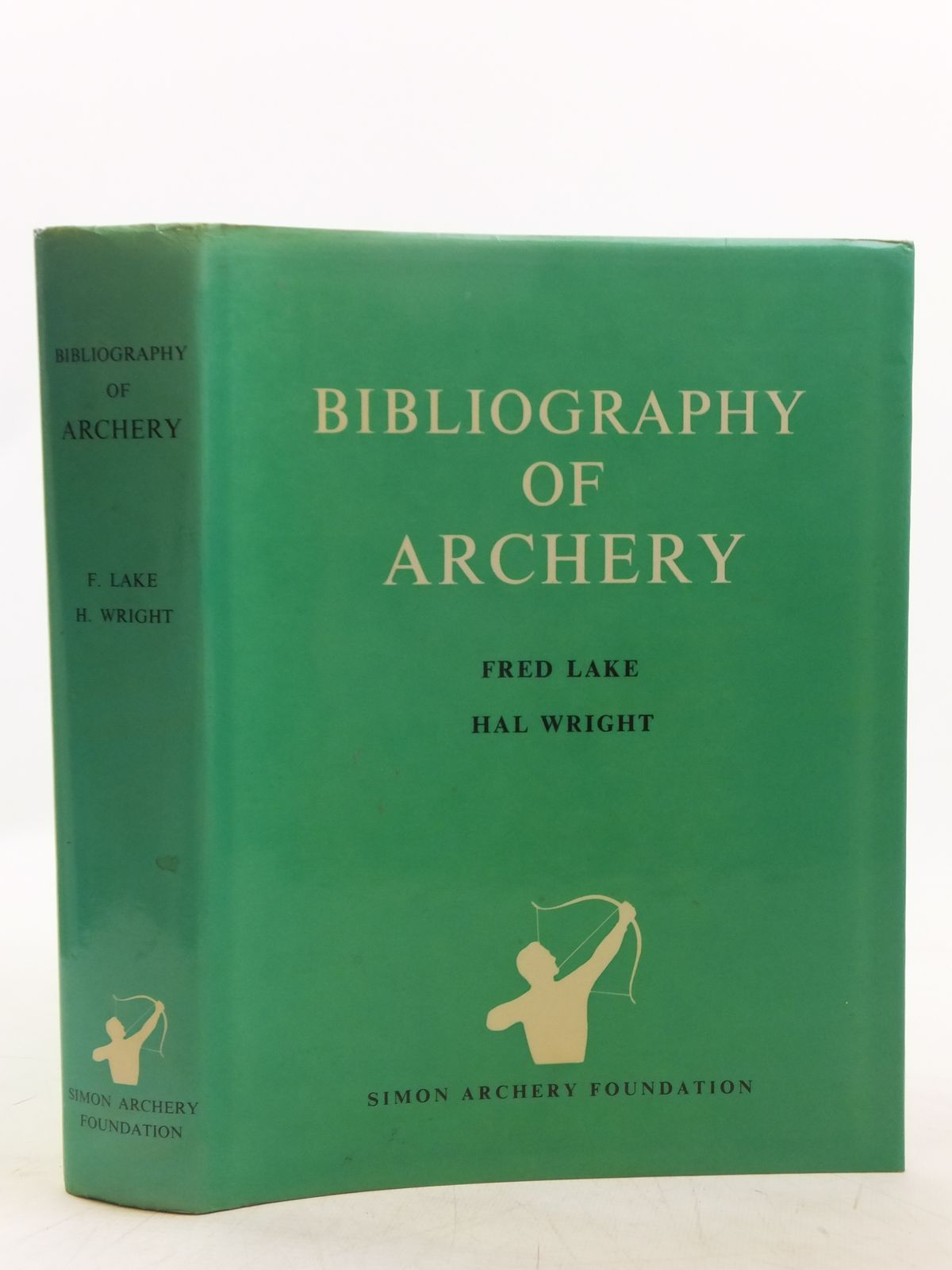 Photo of A BIBLOGRAPHY OF ARCHERY- Stock Number: 2118734