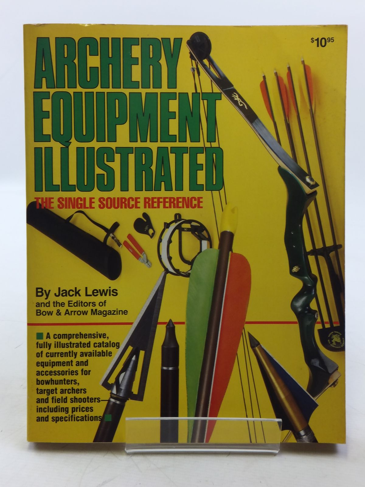 Photo of ARCHERY EQUIPMENT ILLUSTRATED- Stock Number: 2118739