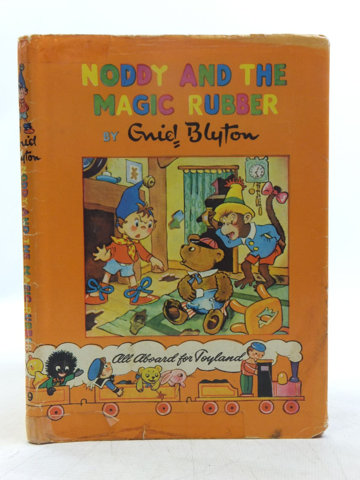 Photo of NODDY AND THE MAGIC RUBBER- Stock Number: 2118911