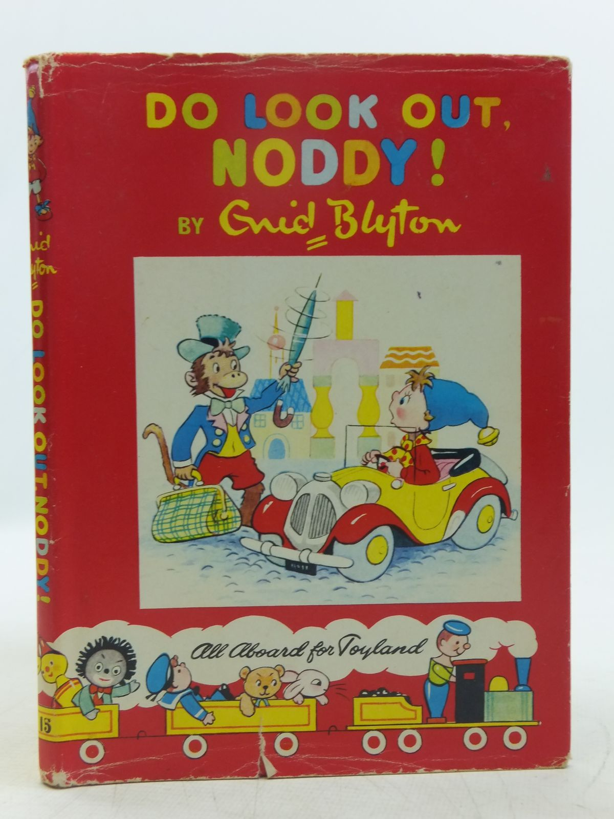 Photo of DO LOOK OUT, NODDY!- Stock Number: 2118916