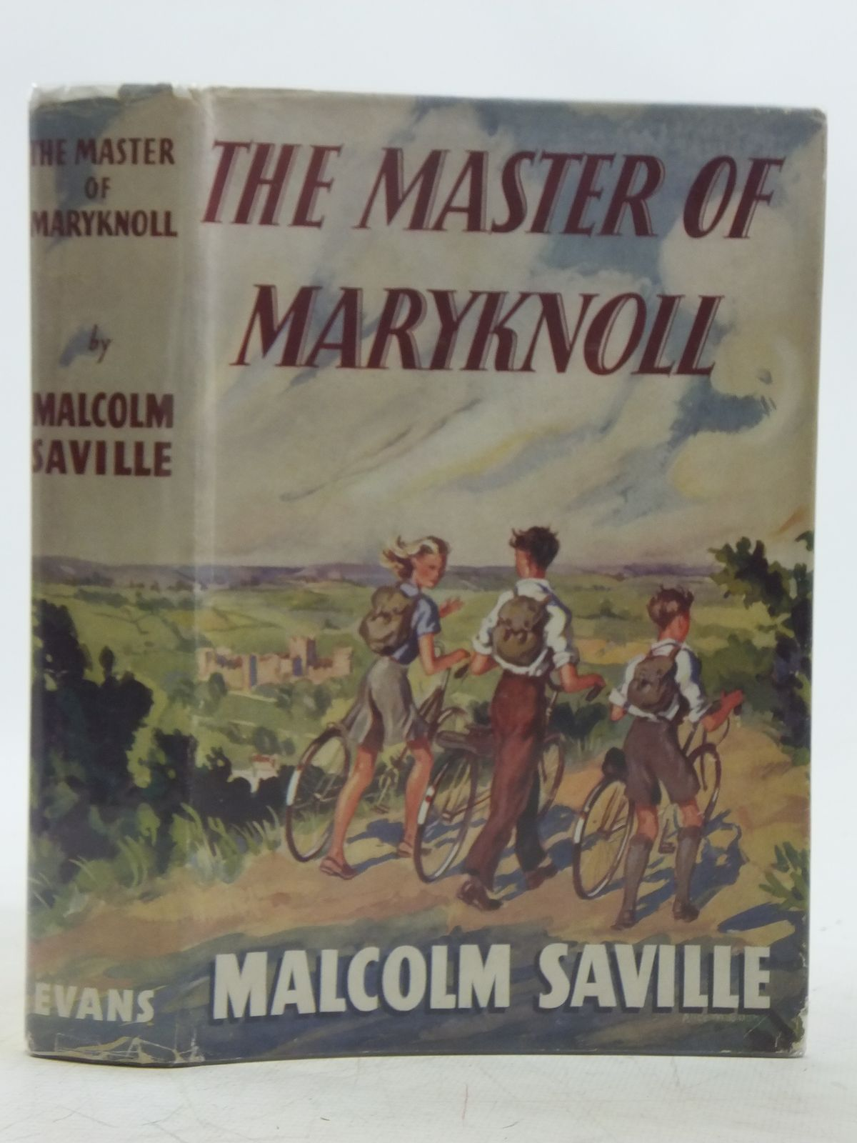 Photo of THE MASTER OF MARYKNOLL written by Saville, Malcolm illustrated by Bush, Alice published by Evans Brothers Limited (STOCK CODE: 2118942)  for sale by Stella & Rose's Books